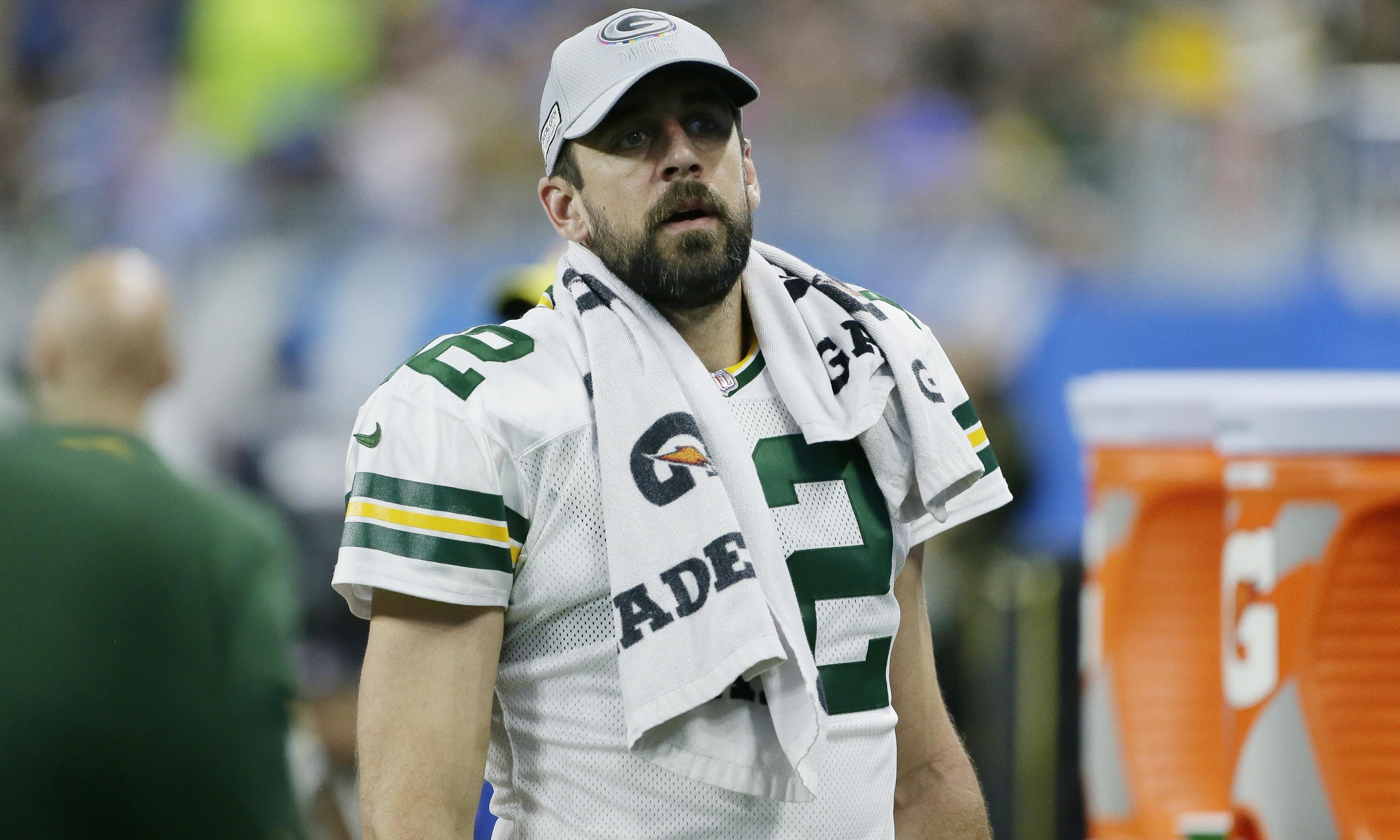 Have the Green Bay Packers wasted Aaron Rodgers' best years?