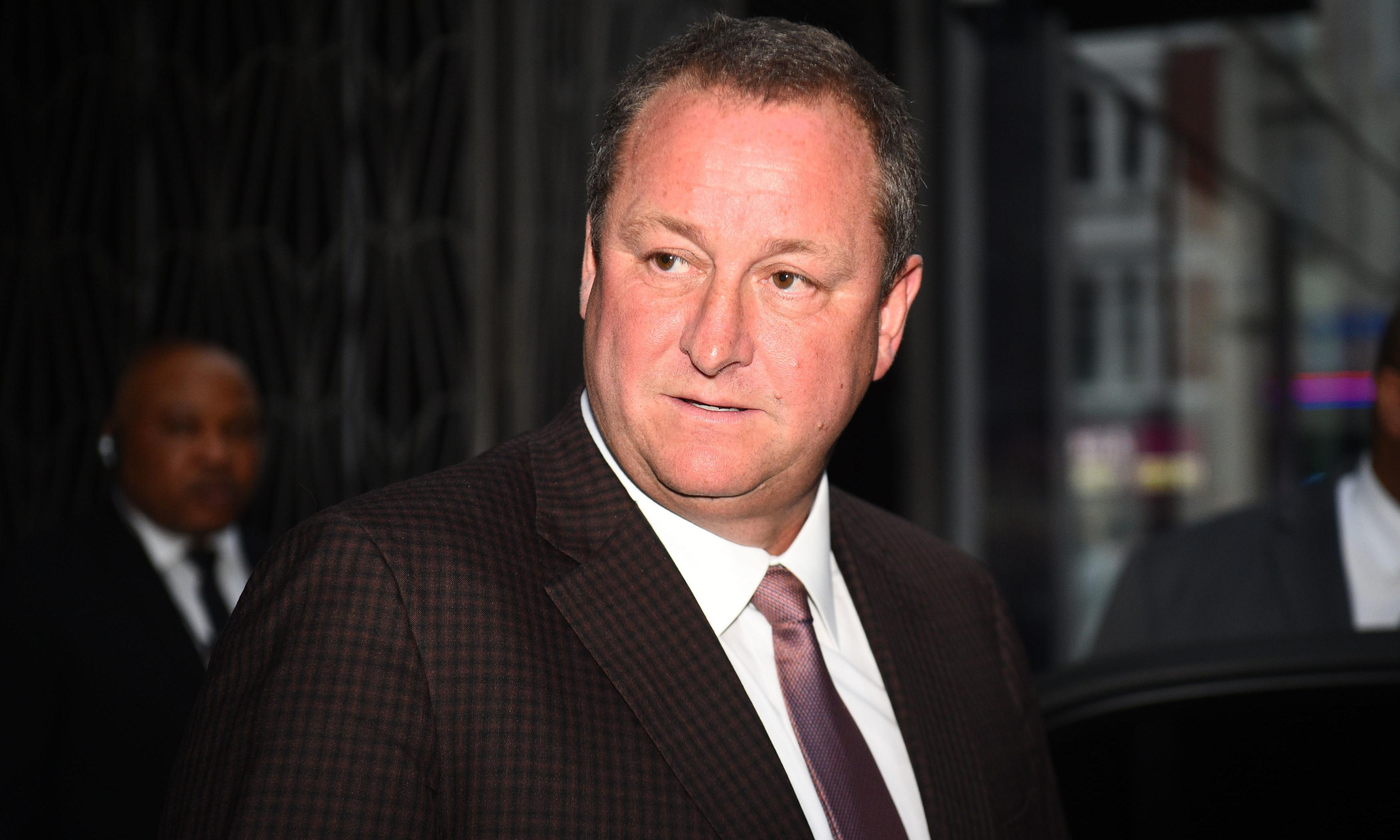 A third of Sports Direct investors vote against re-electing Mike Ashley