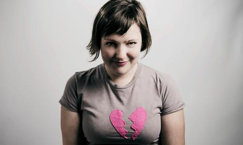Comedian Josie Long - press image from Jess@daamanagement.co.uk