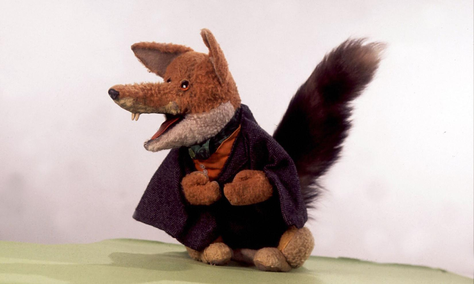 Foxed by Basil Brush and his lost decades
