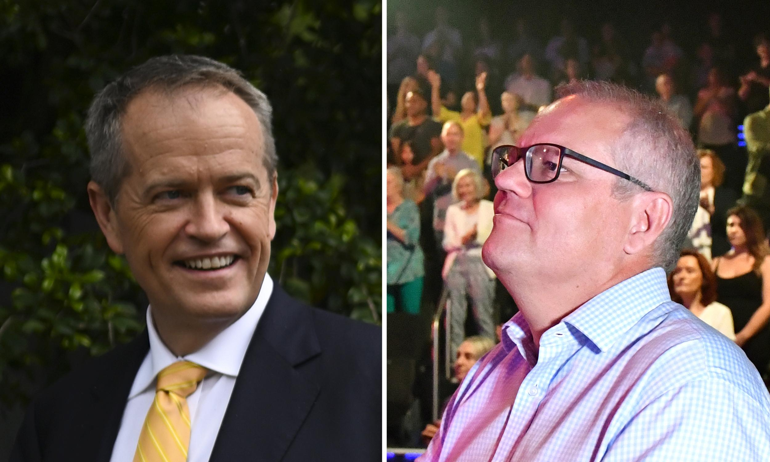Scott Morrison invites media into Pentecostal church amid election campaign 'truce'