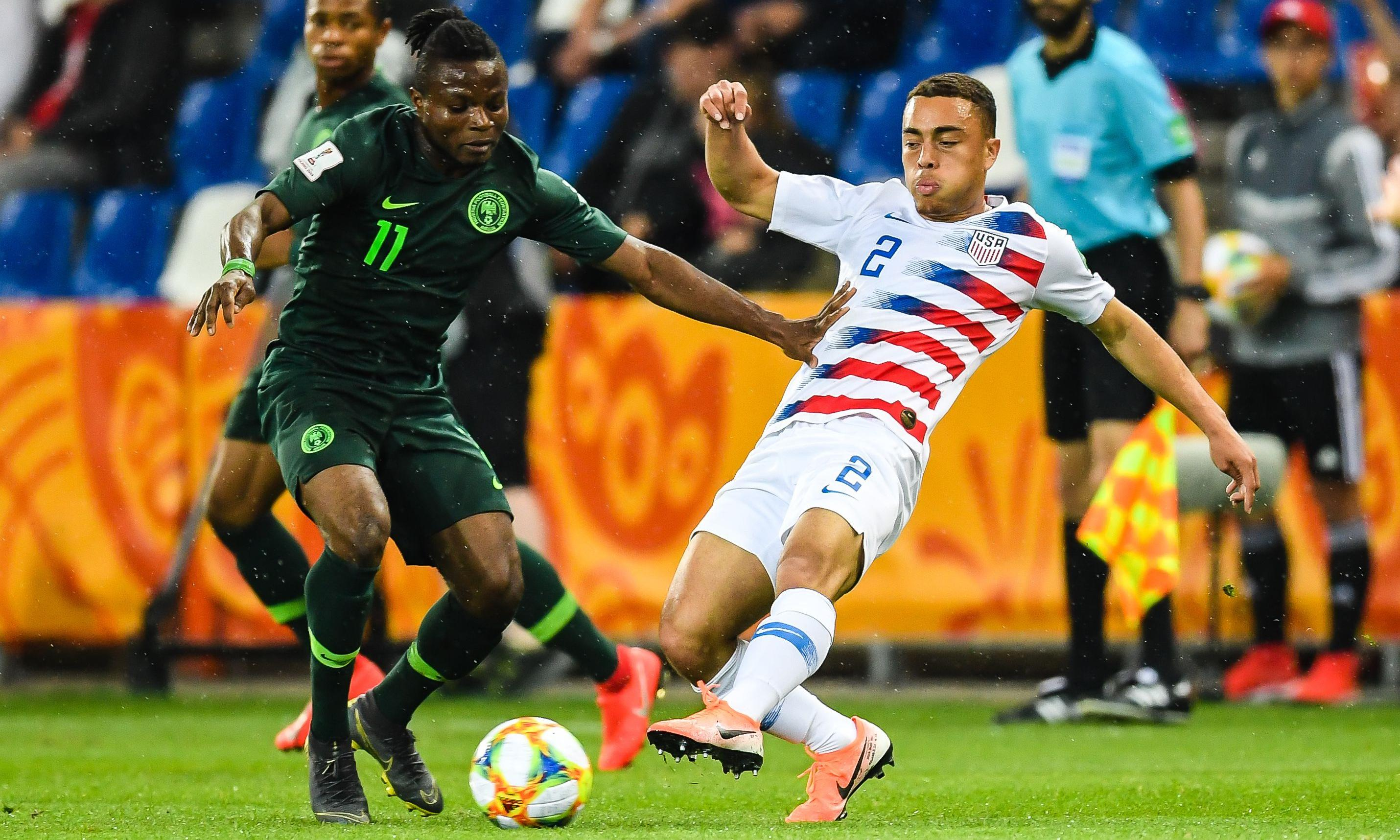 Sergiño Dest: the accidental USA star aiming to become Ajax's Marcelo