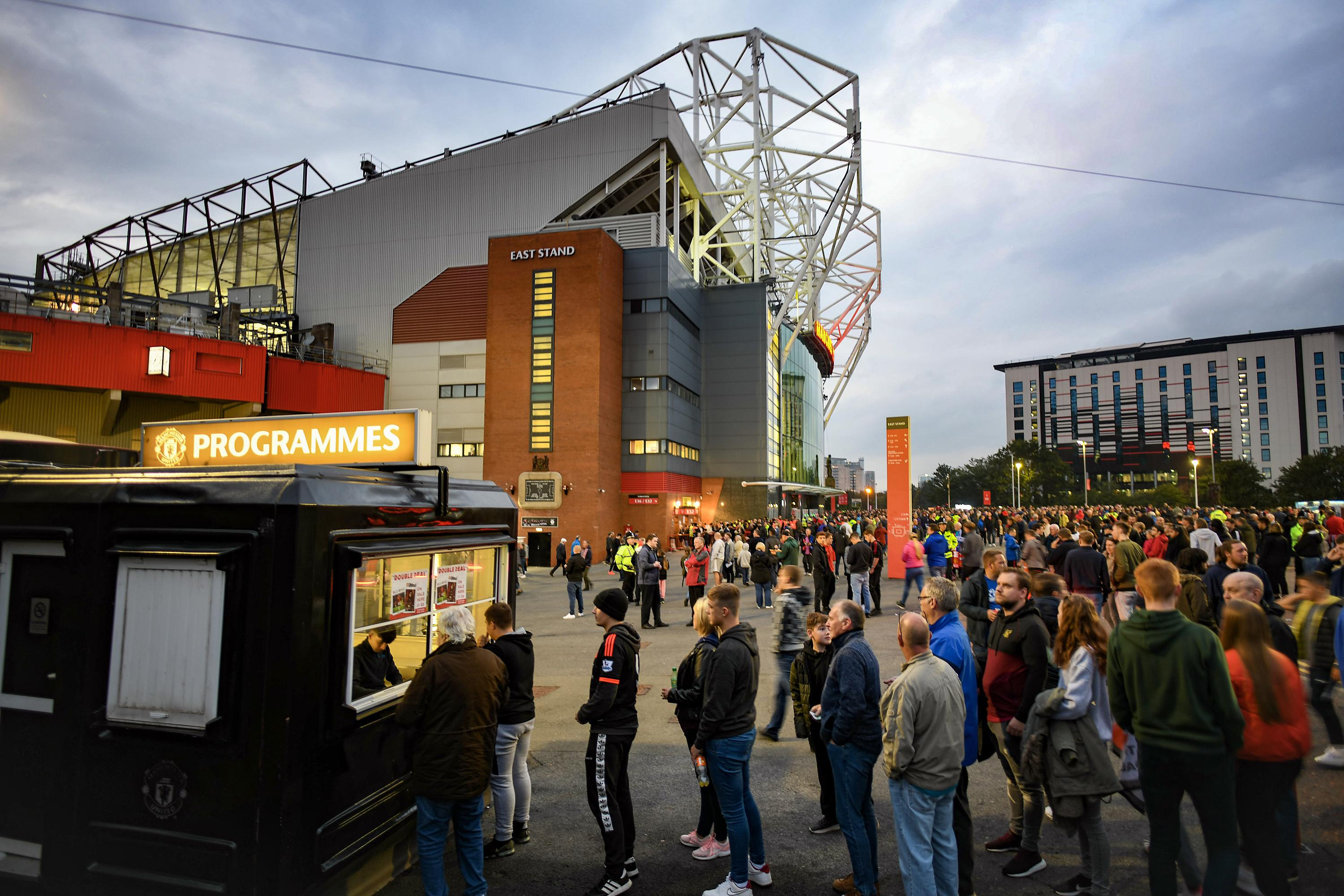 Tired, worn Old Trafford a symbol of Manchester United's faded grandeur