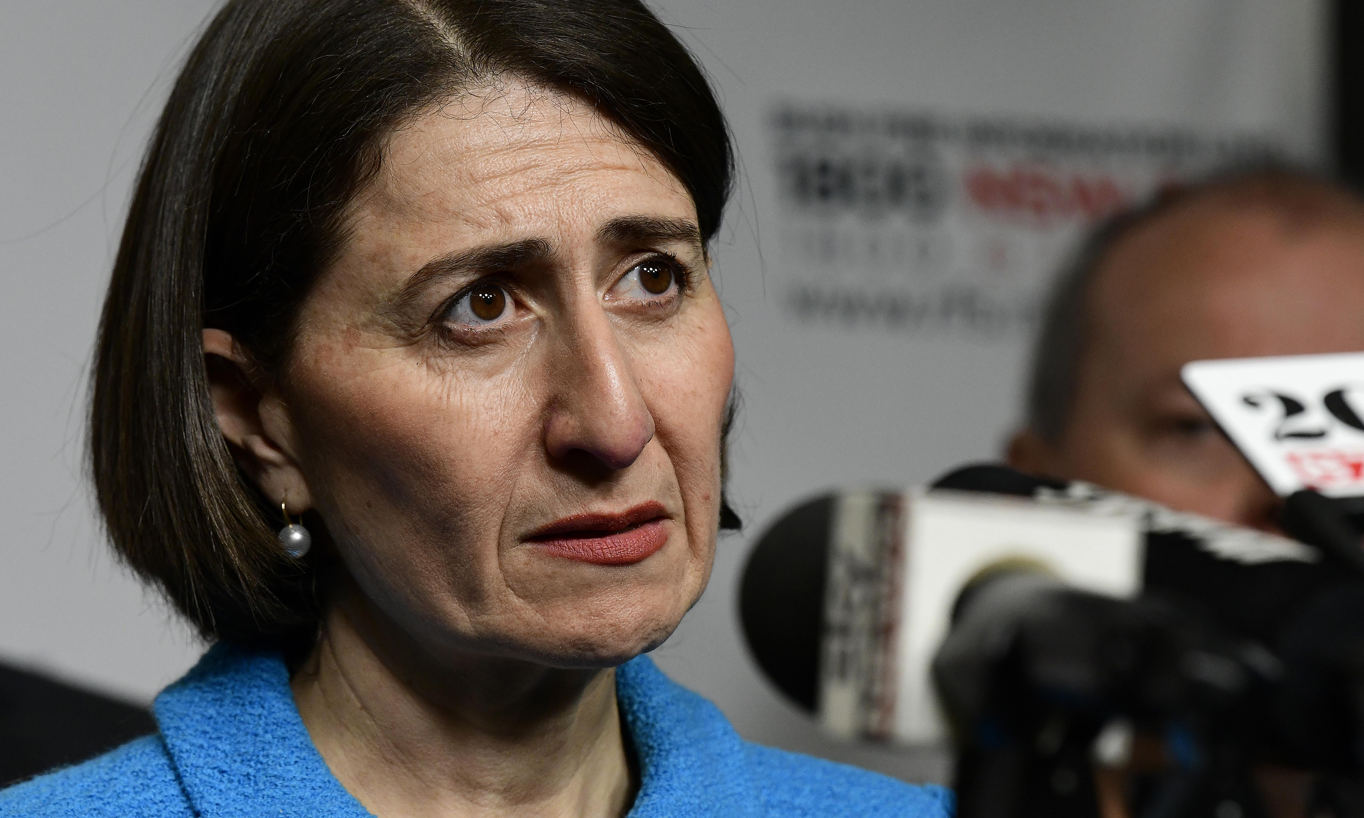NSW premier Gladys Berejiklian: leadership spill called off by anti-abortion MPs