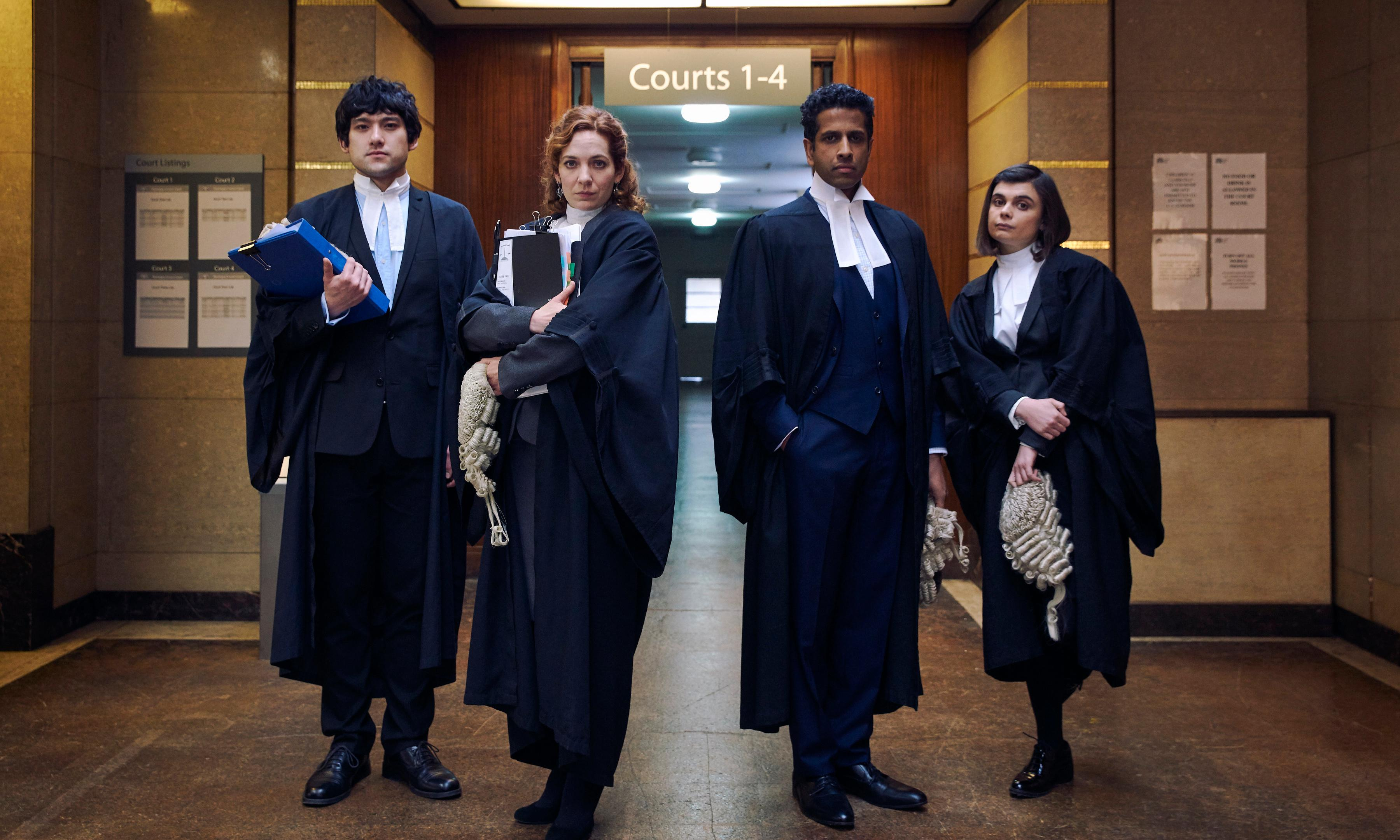 Defending the Guilty review – a cross between The Thick of It and This Life