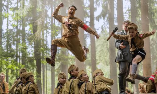 Hitler comedy Jojo Rabbit primed for Oscars after winning top Toronto award