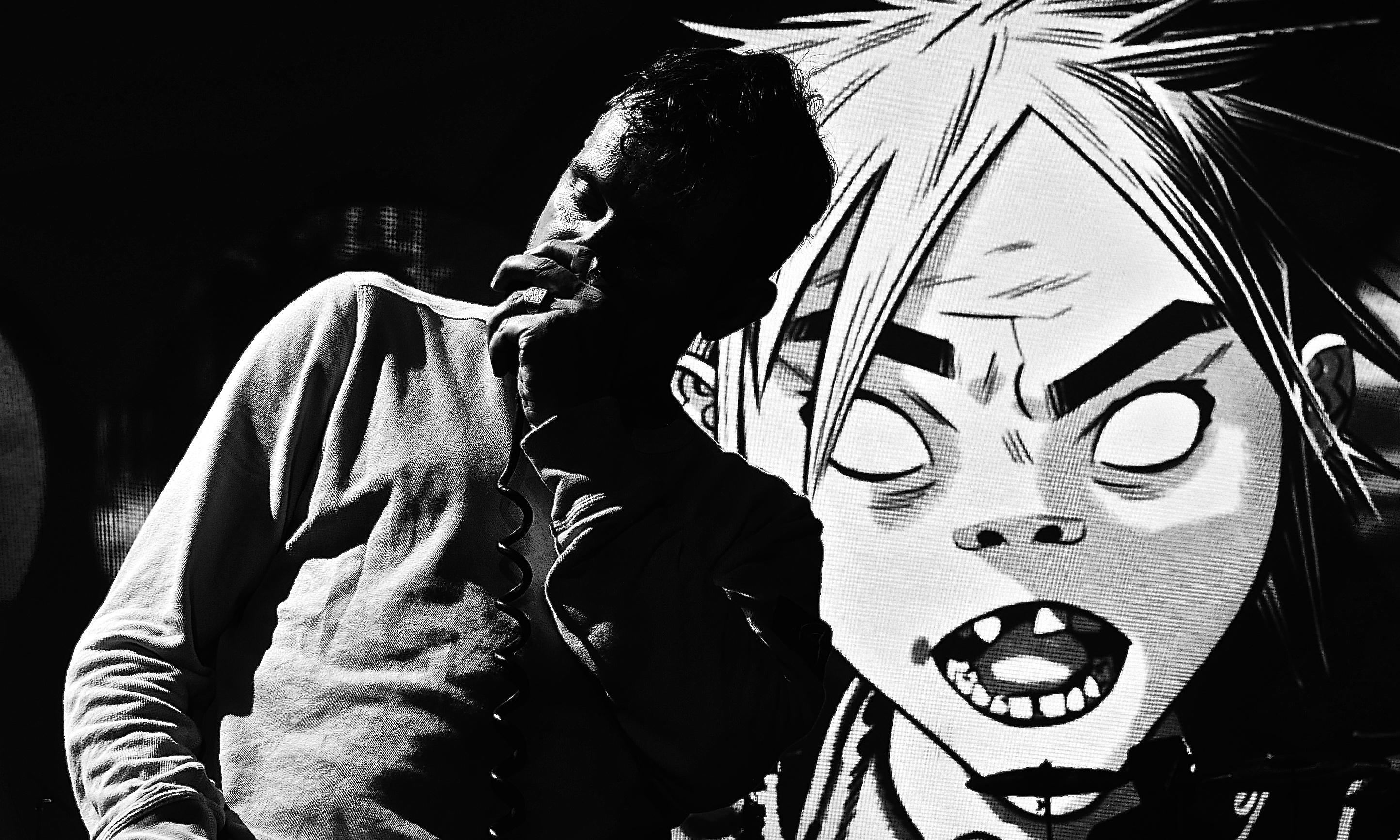 Gorillaz: Reject False Icons review – a swing through Damon Albarn's circus