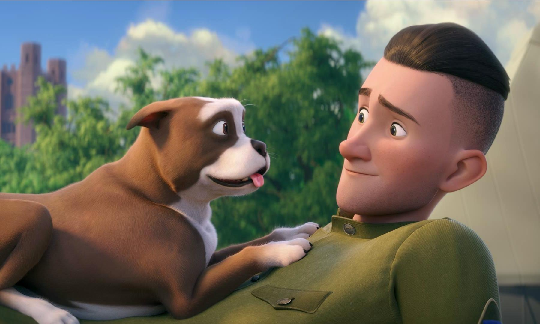 Sgt Stubby: An Unlikely Hero review – first world war canine caper