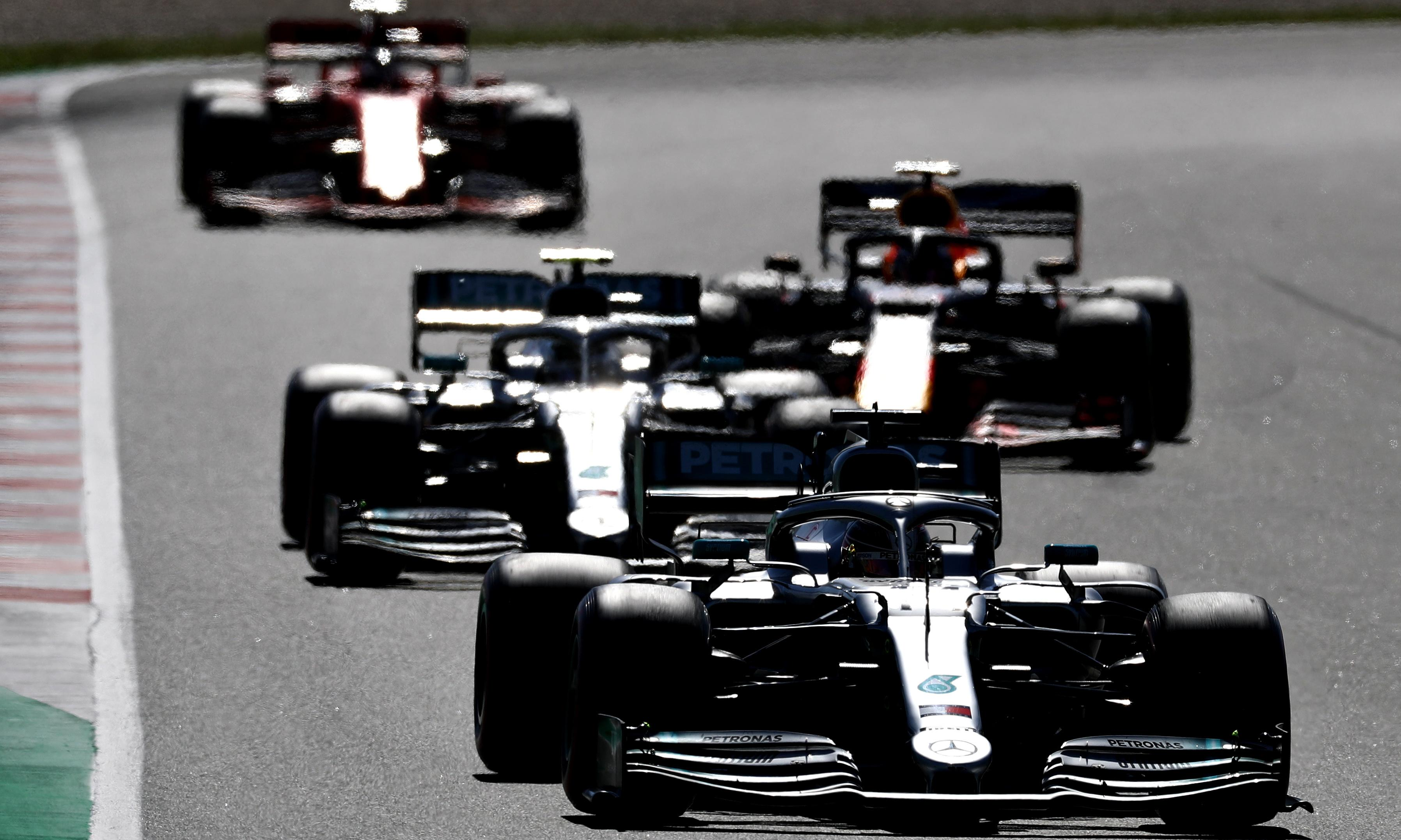 F1 racing returns to Netherlands for the first time in 35 years