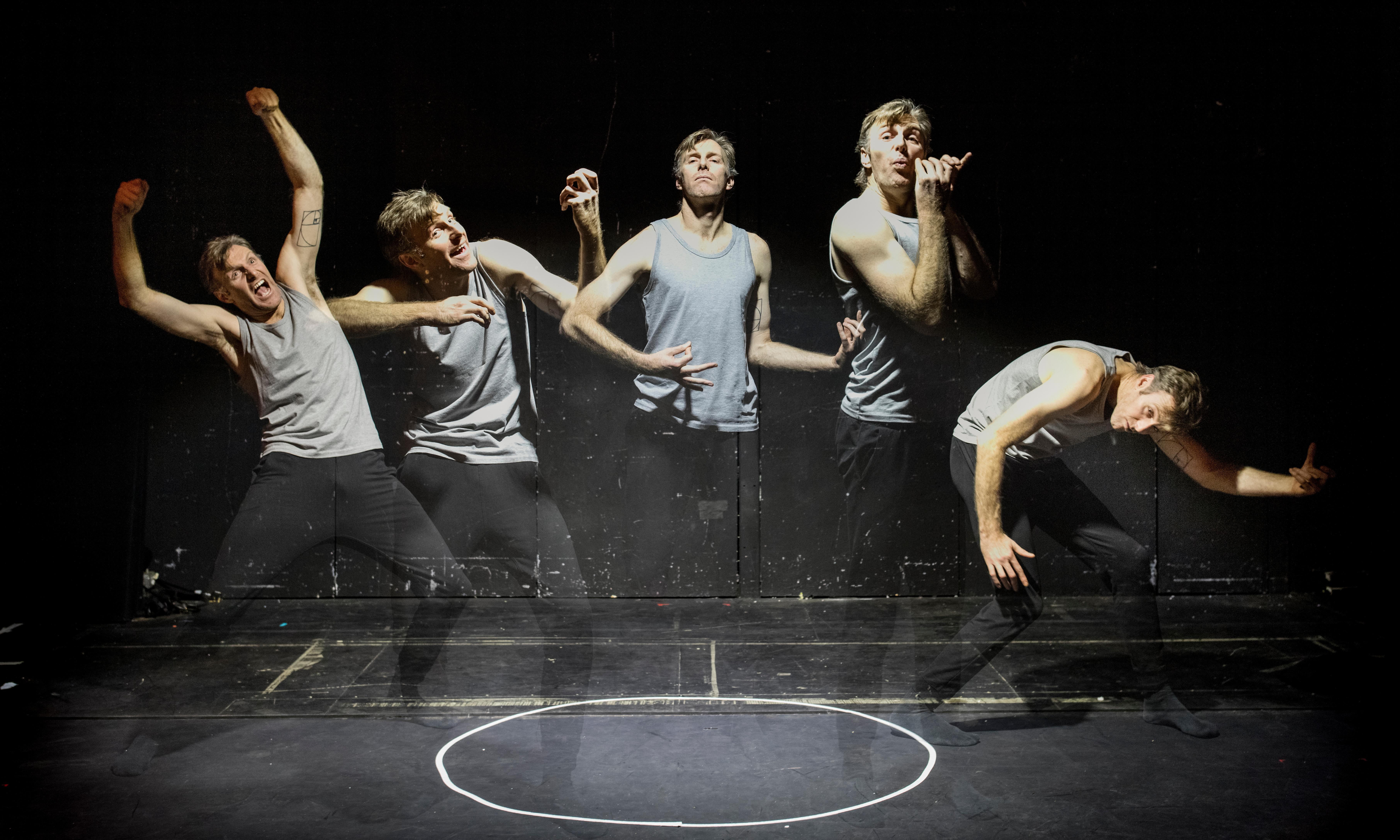 Trygve Wakenshaw review – behold the one-man band of mime