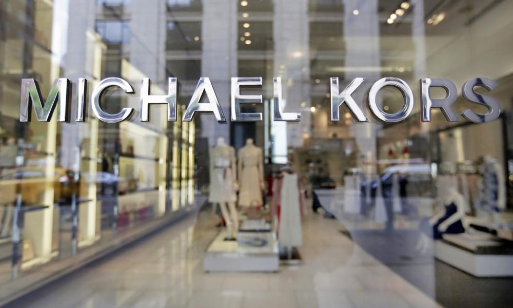 Michael Kors on Madison Avenue, New York.