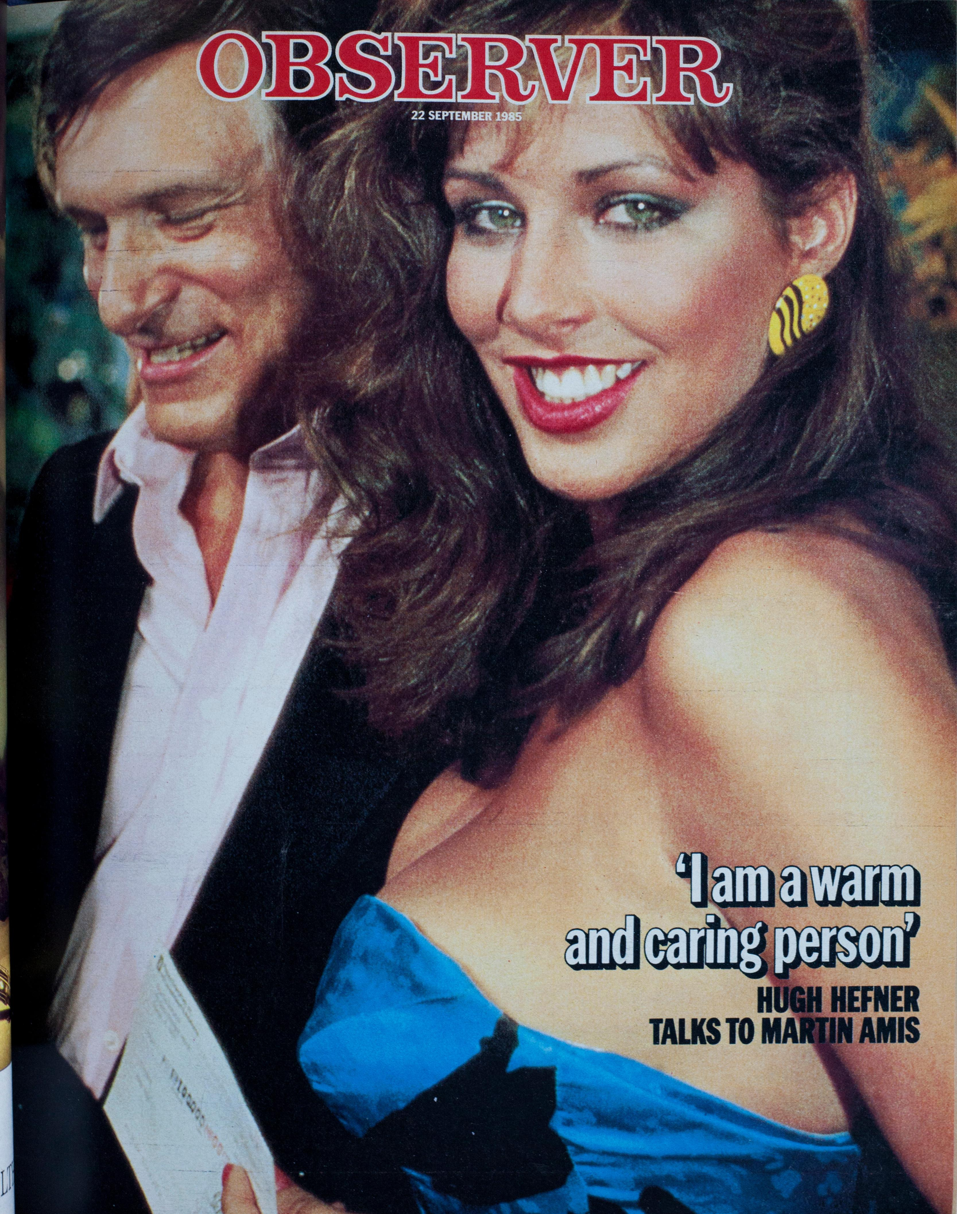 From the archive: Martin Amis meets Hugh Hefner