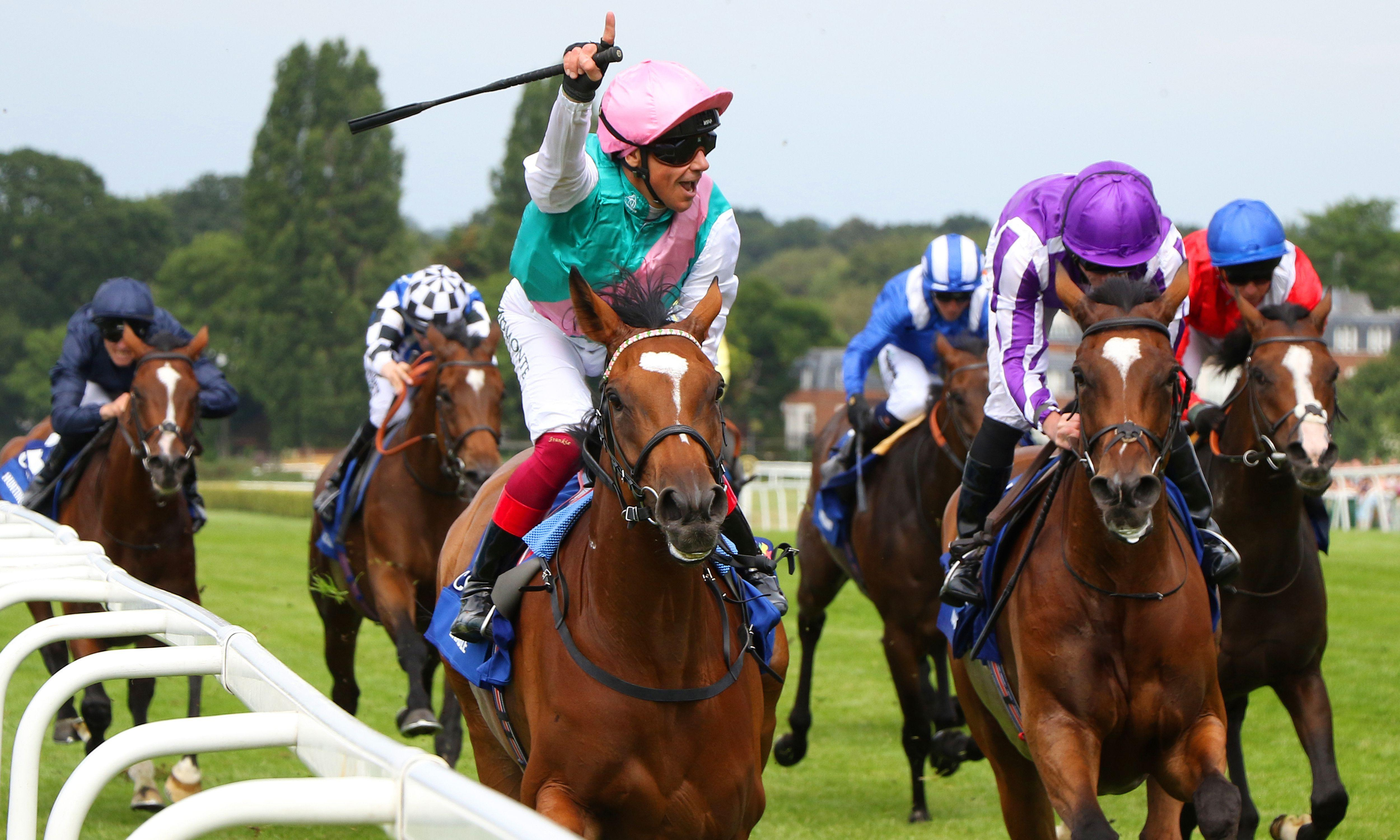 Talking Horses: strike-rate says Frankie Dettori better than ever at 48