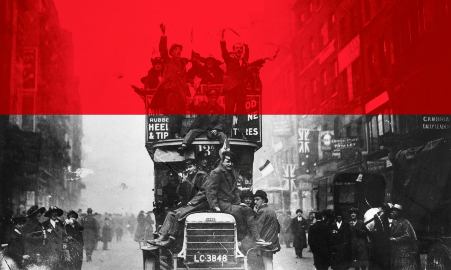 Armistice Day: victory and beyond