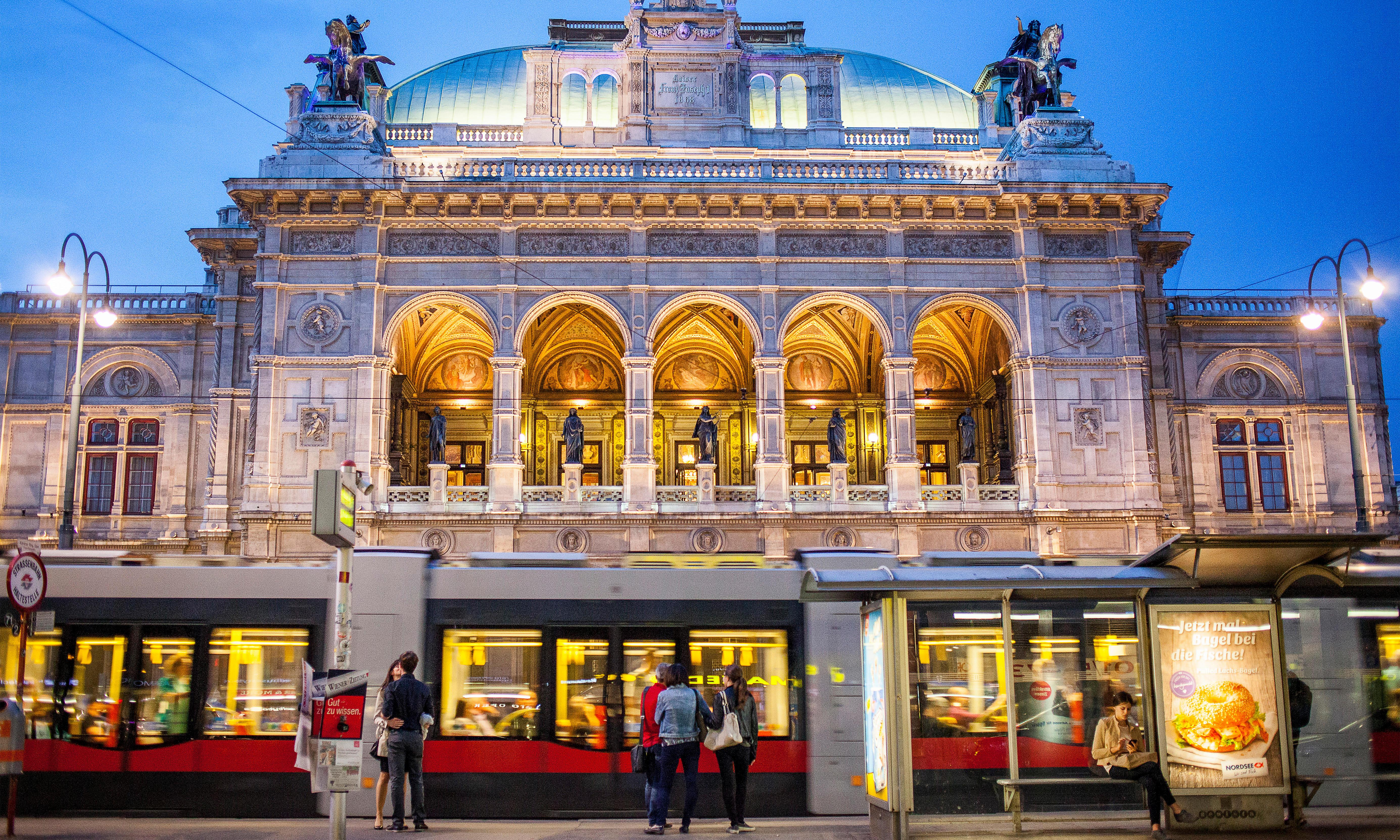Passengers incensed: Vienna adds perfumed trains to €1 a day travel