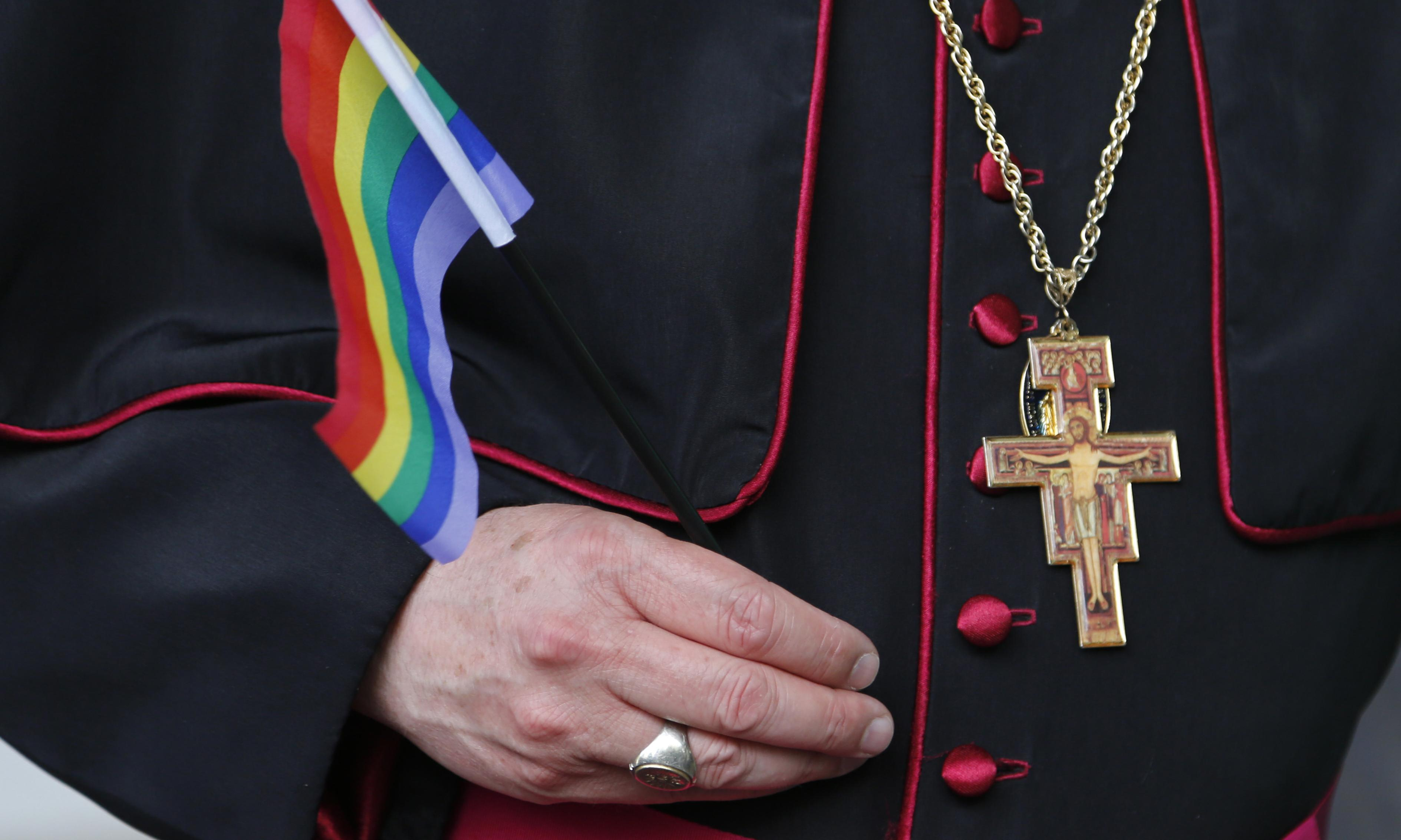 Being a gay Christian can be hurtful and gruelling. But I refuse to lose faith
