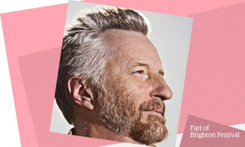Billy Bragg will be in conversation with Guardian music critic Alexis Petridis as part of Brighton Festival.