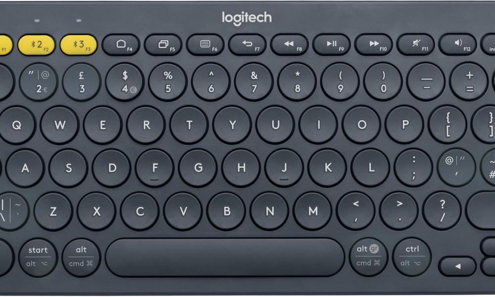 Logitech K380 multi-device keyboard.