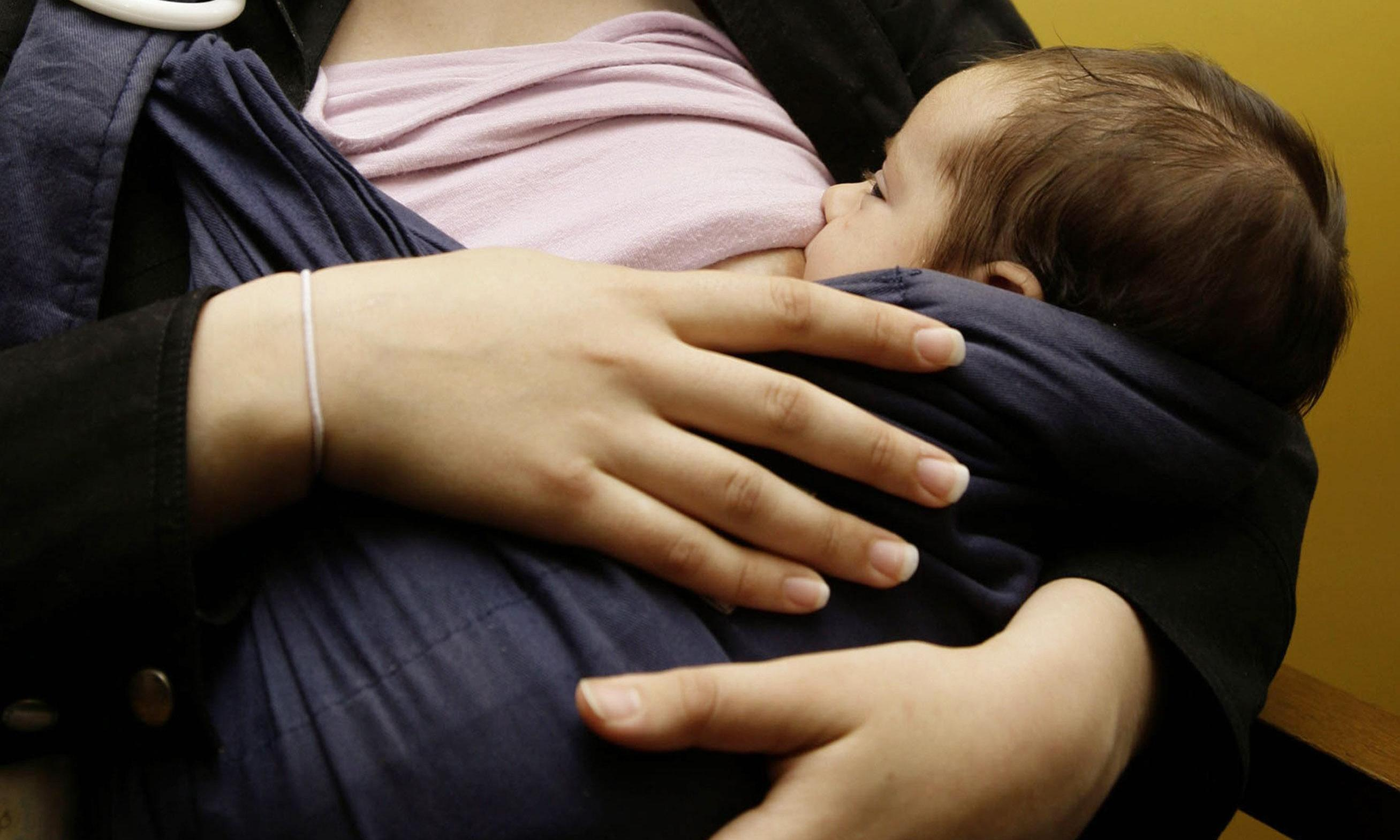Transgender woman able to breastfeed in first documented case