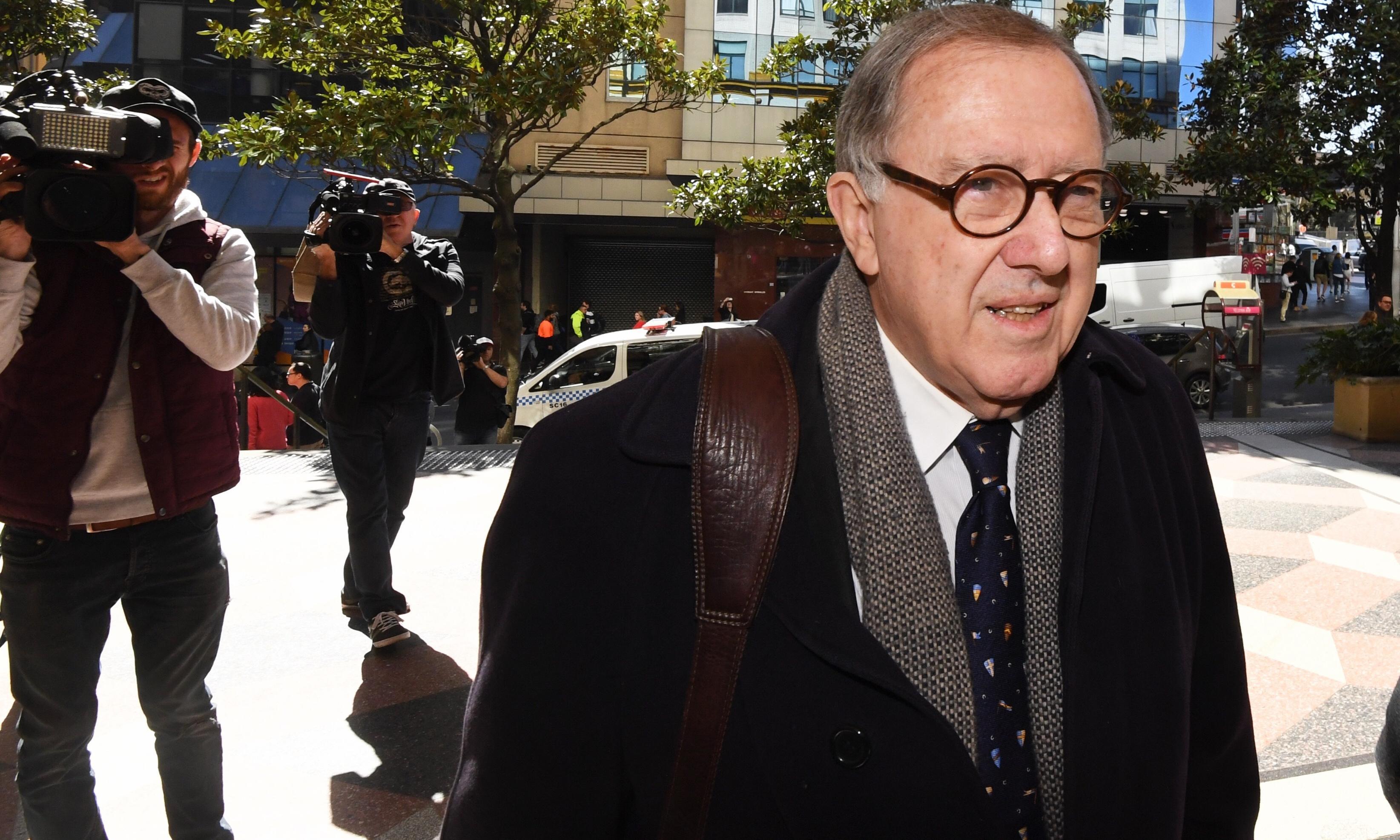 Former magistrate Graeme Curran jailed for indecently assaulting underage boy