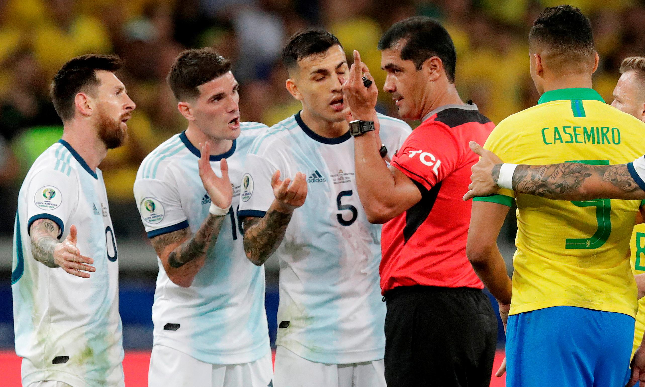 What is a foul? Lionel Messi's anger highlights controversy surrounding VAR