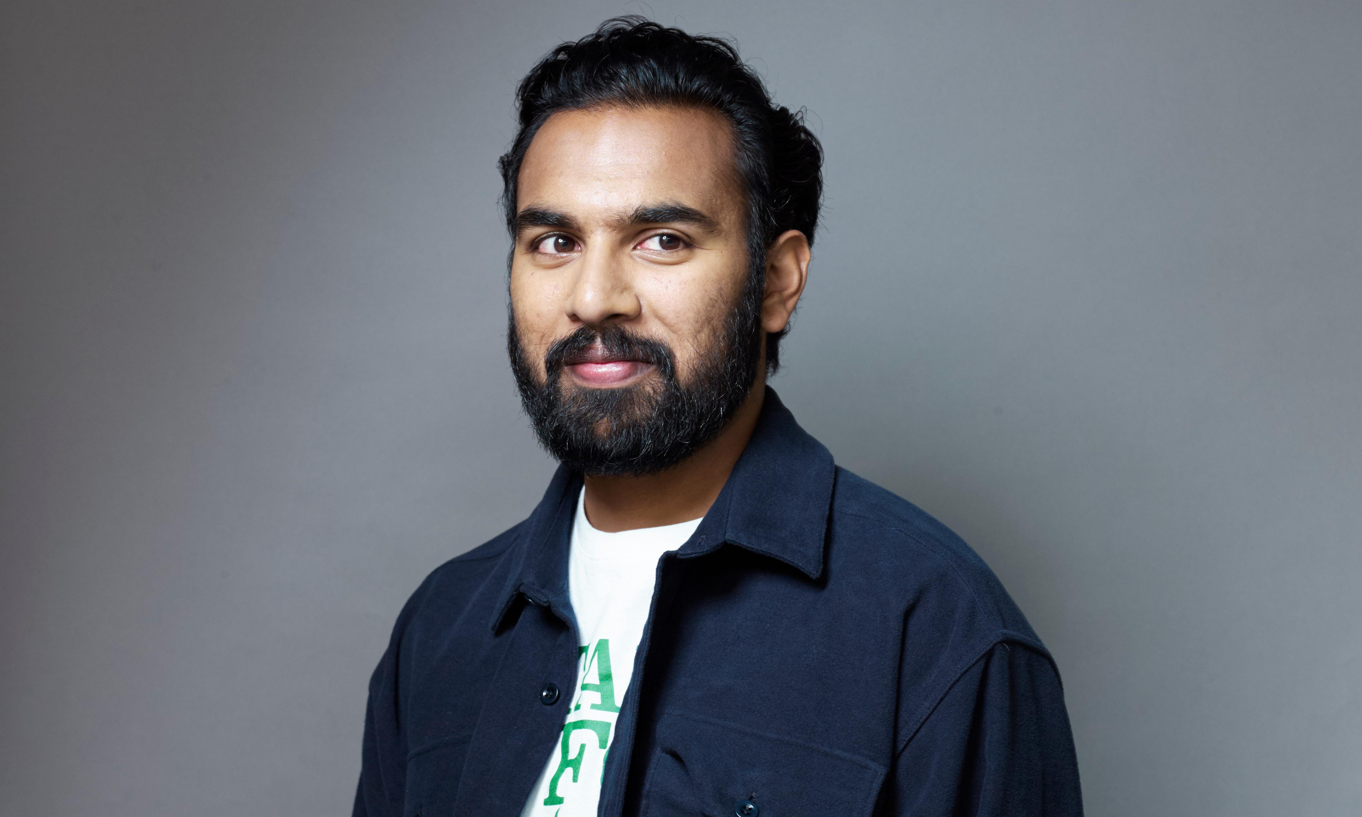 Himesh Patel: 'It's weird to think about a Beatle watching me sing their songs'
