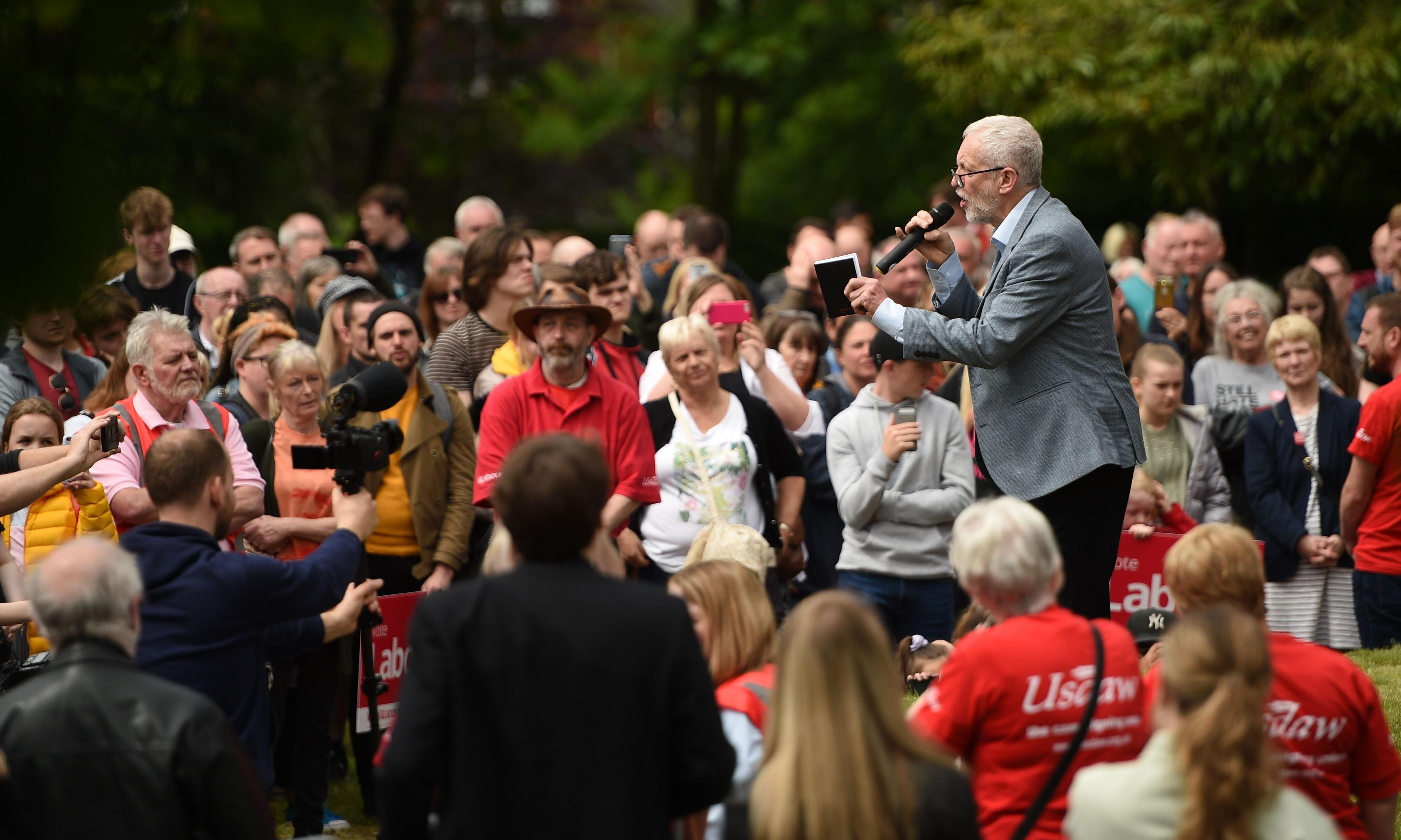 Why remainers should keep the faith and vote Labour on Thursday