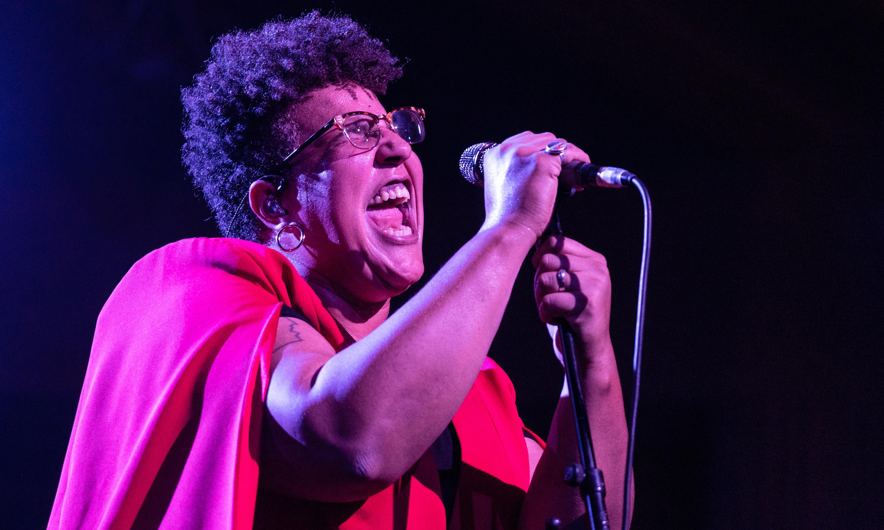 Brittany Howard review – politics and transcendence from Alabama Shakes star