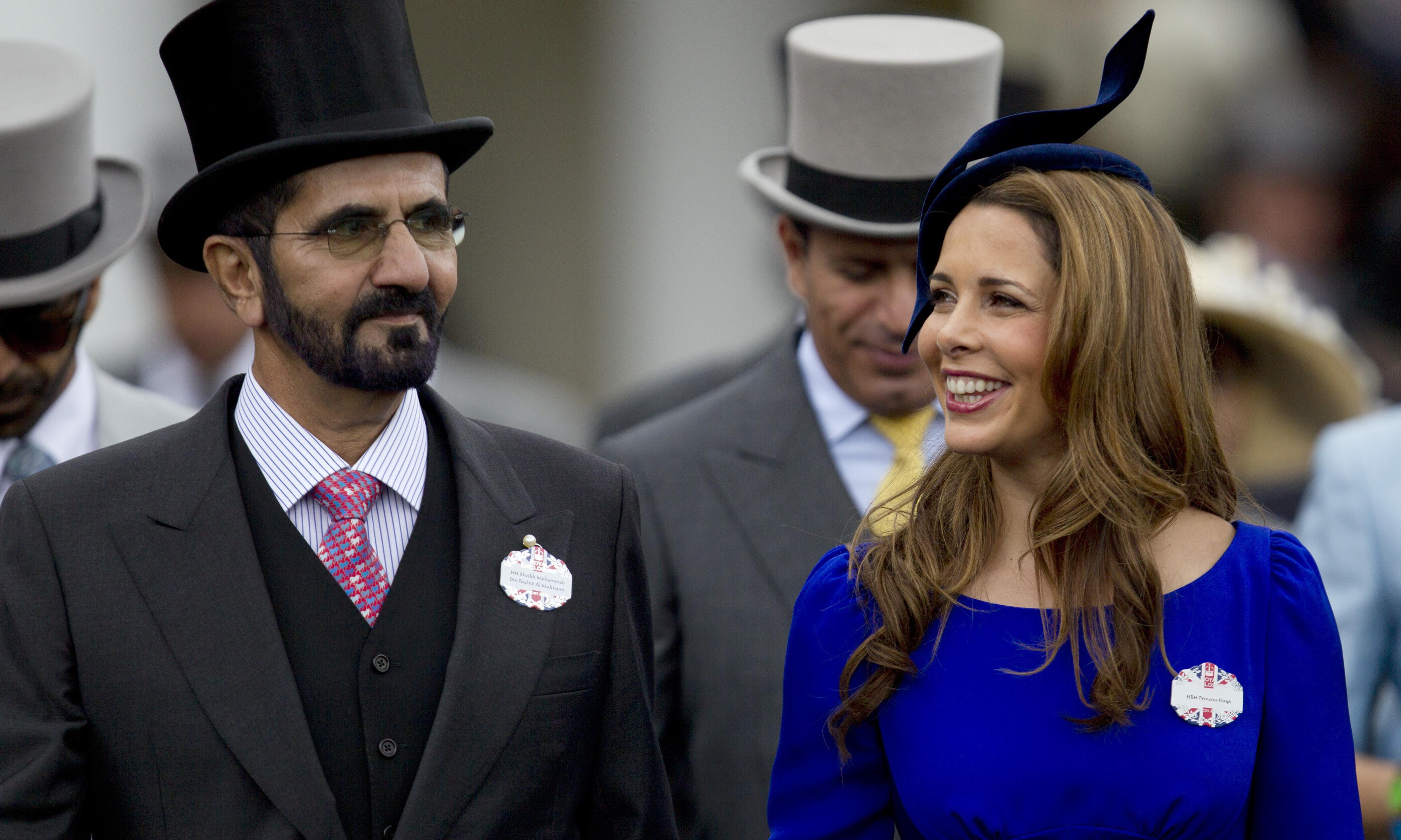 Dubai: Princess Haya's flight to UK threatens diplomatic crisis