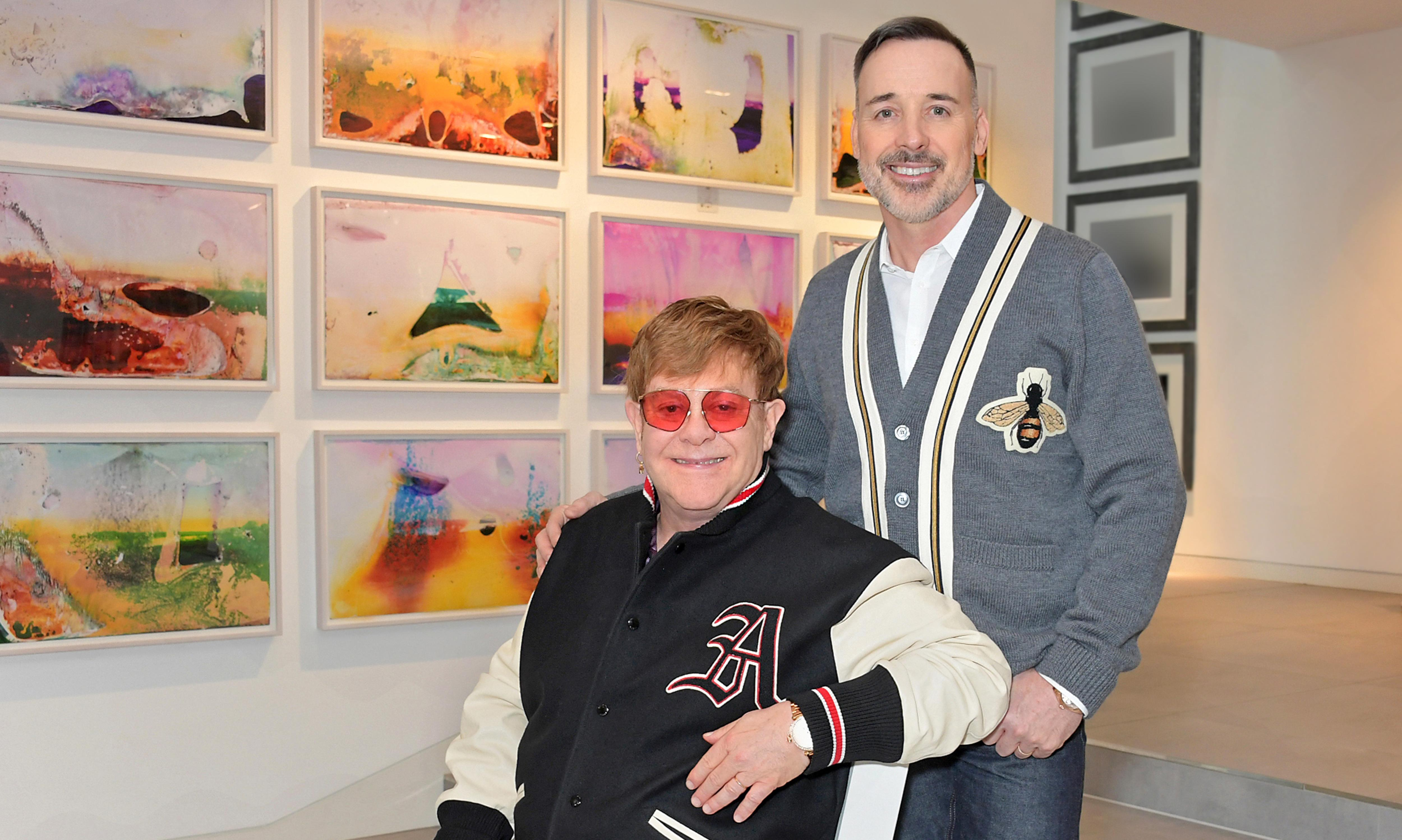 V&A to rename photography gallery after Sir Elton John and David Furnish