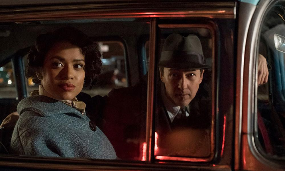Motherless Brooklyn review – Edward Norton's weighty labour of love