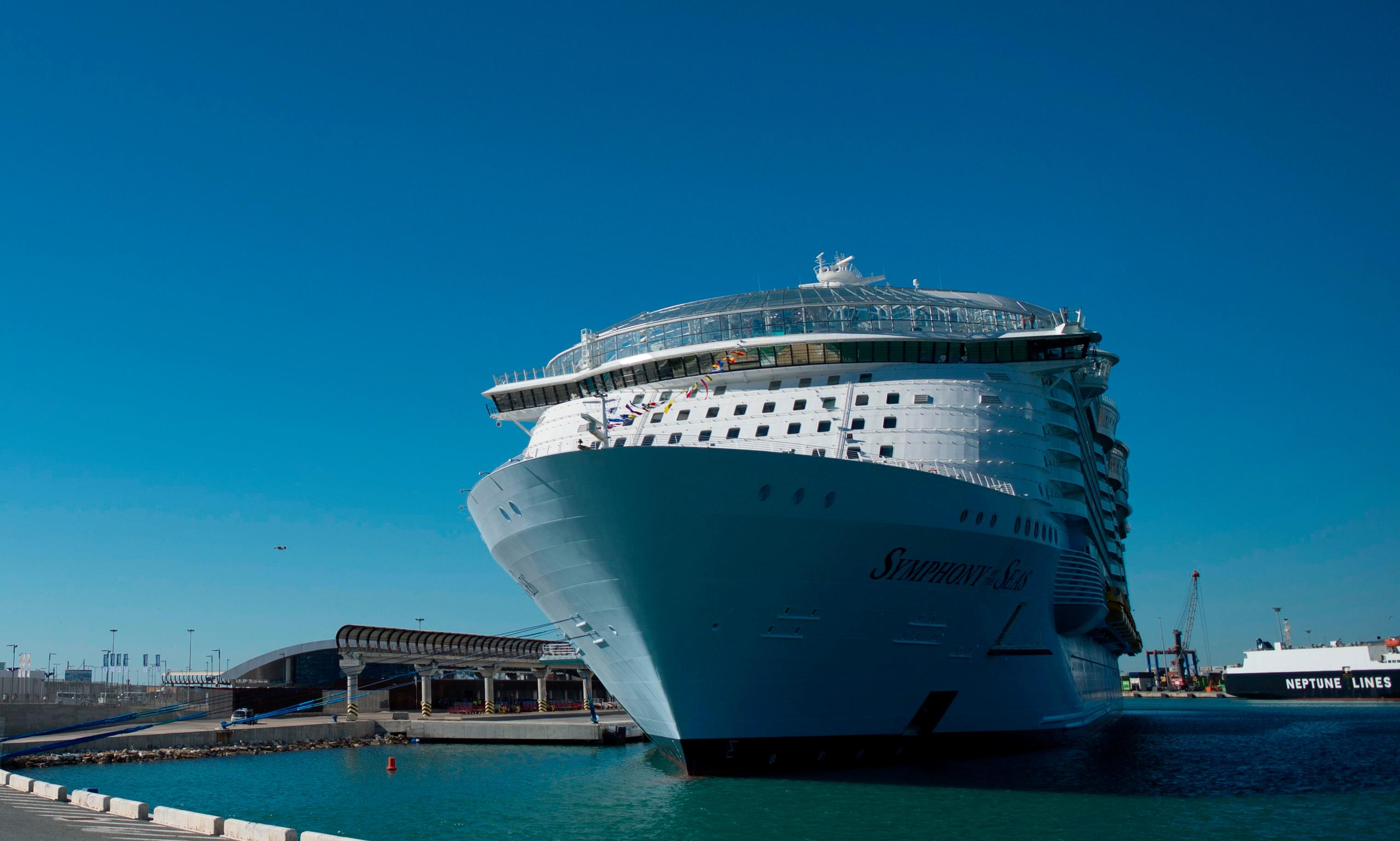 Australian man dead after falling from Royal Caribbean cruise ship