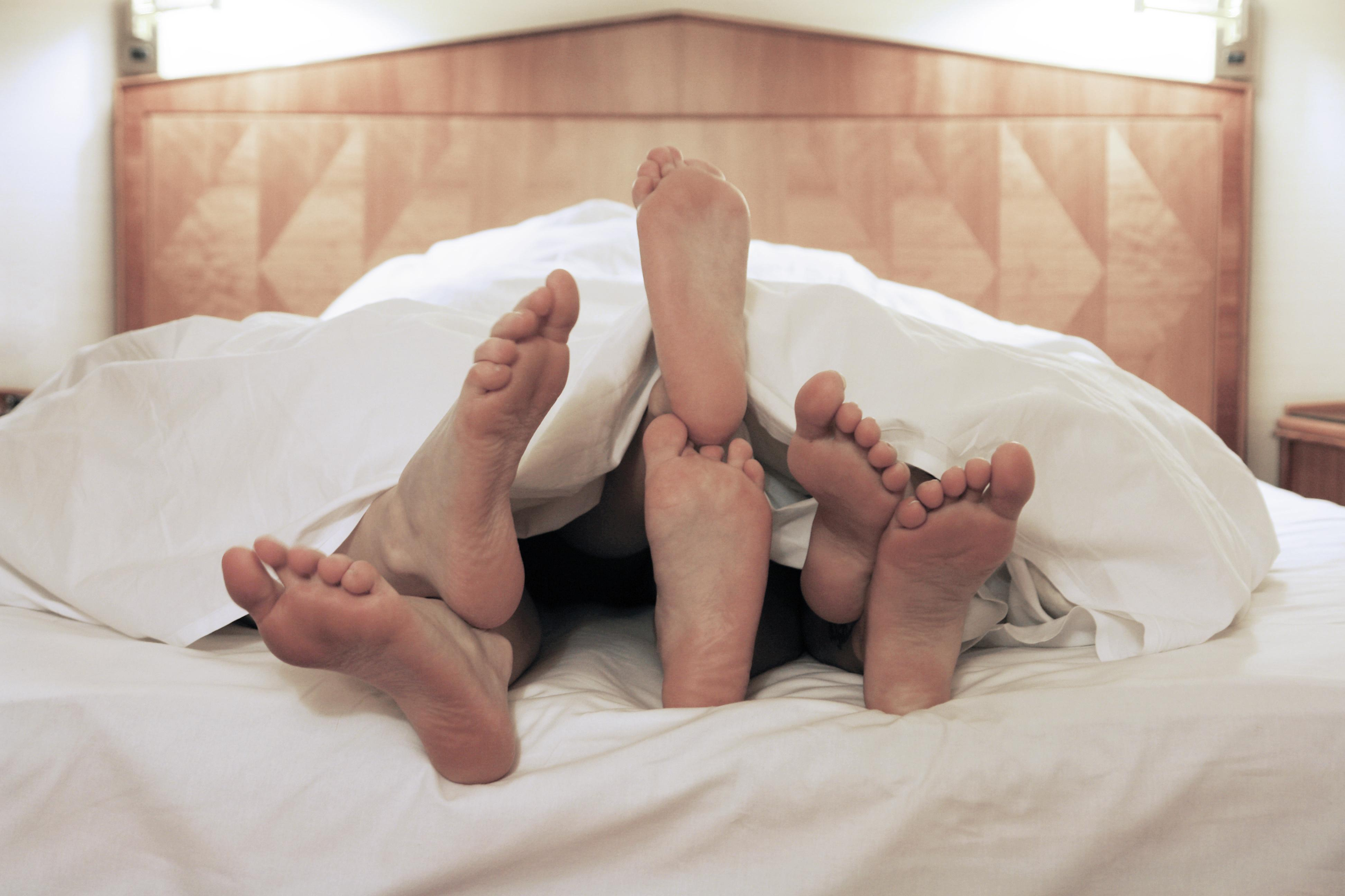 The psychology of the threesome: everyone wants one, but who's truly ready for it?