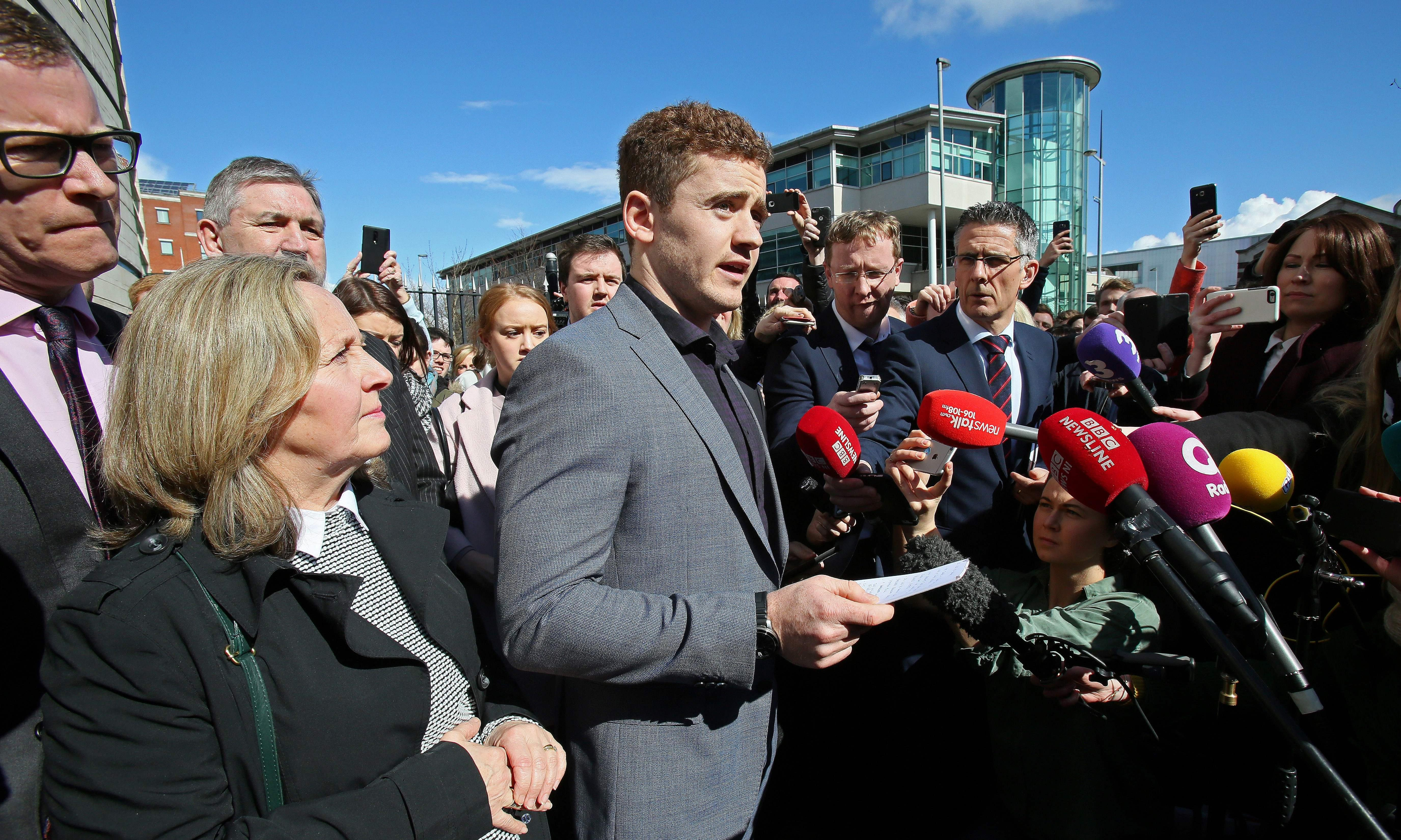 Diageo cancels London Irish deal over Paddy Jackson signing