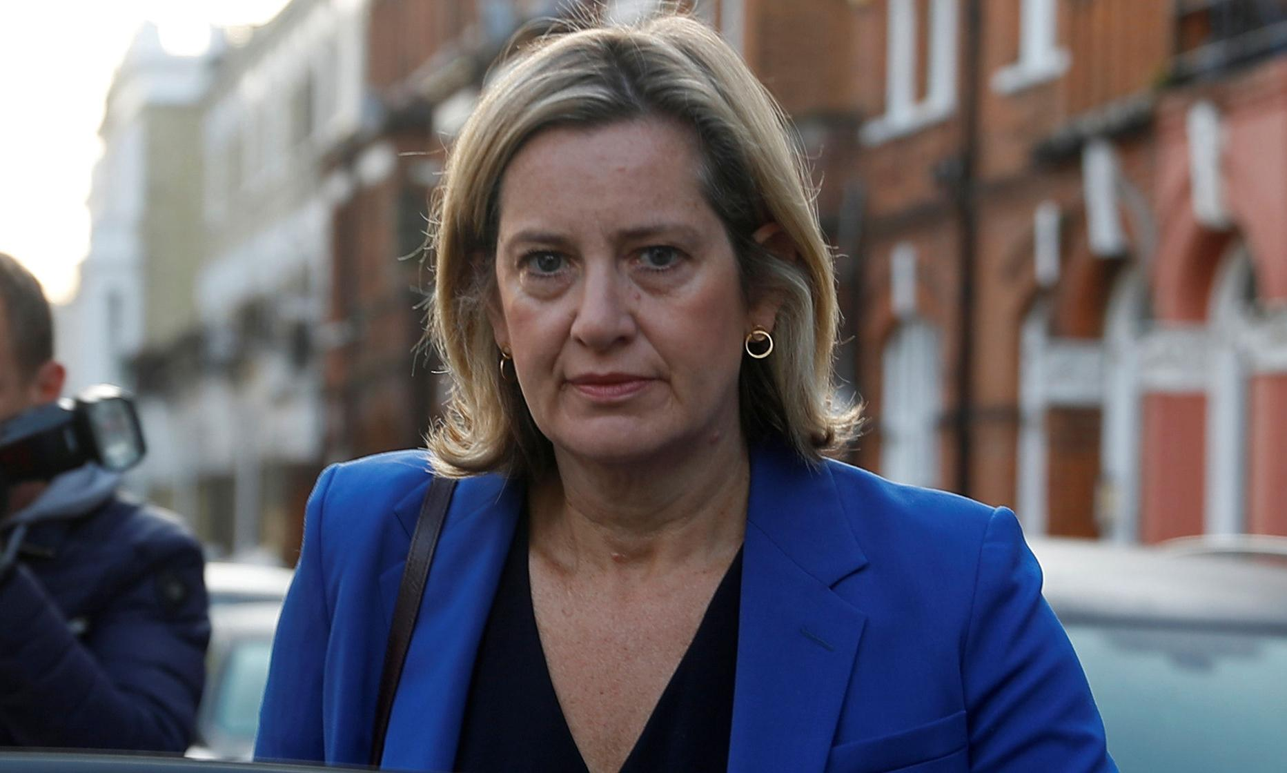 Amber Rudd calls for proportional voting system to be discussed