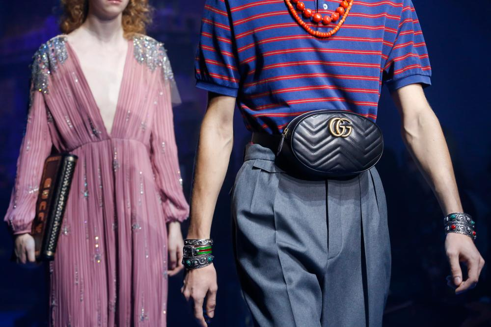 Chanel bum bags