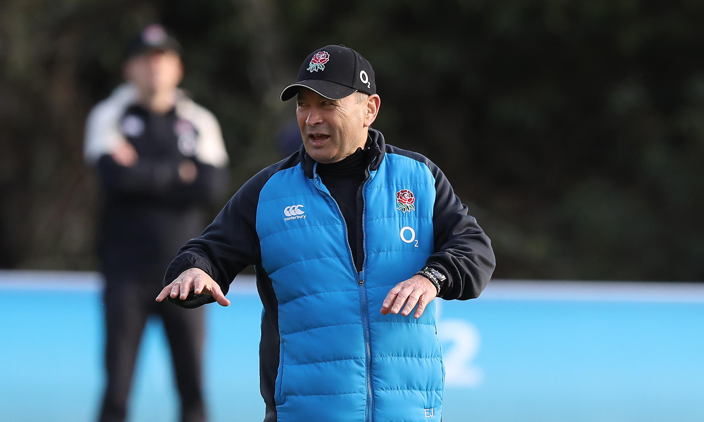 England's Eddie Jones seeking display of 'real steel' against Wales