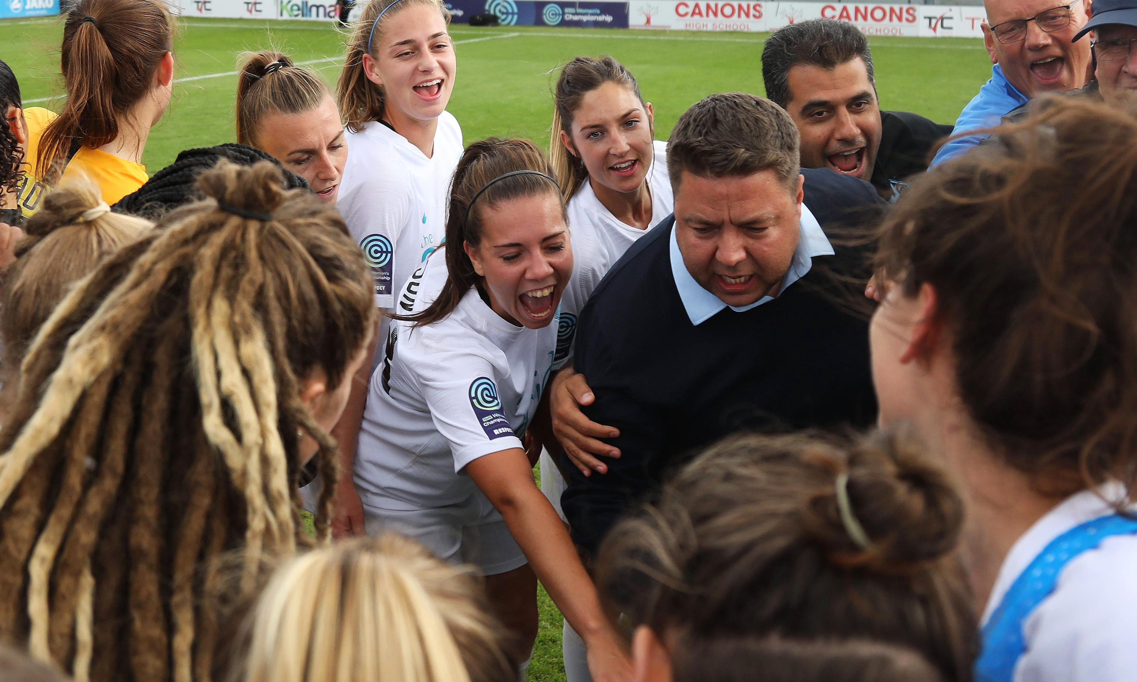 'Equality has to be more than words': London City Lionesses go it alone