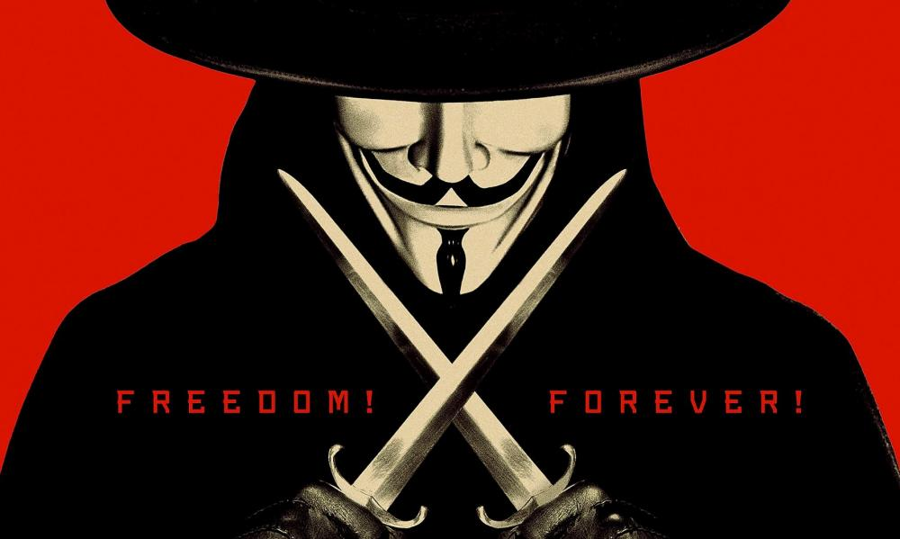 v for vendetta fahrenheit 451 V for vendetta is a british graphic novel written by alan moore and illustrated by  david lloyd  fahrenheit 451 the writings of the new worlds school of science .