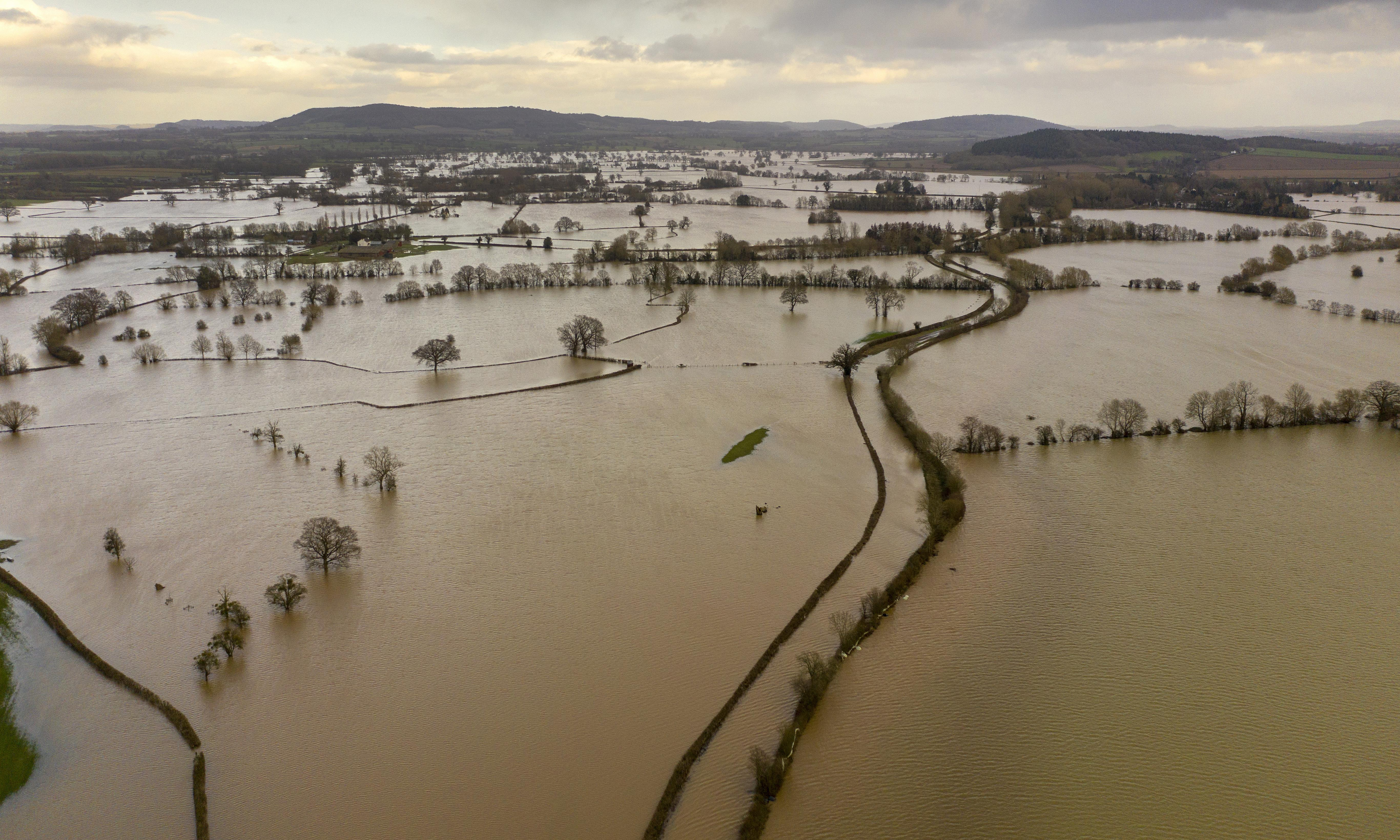 The Guardian view on flooded Britain: breaking the waves