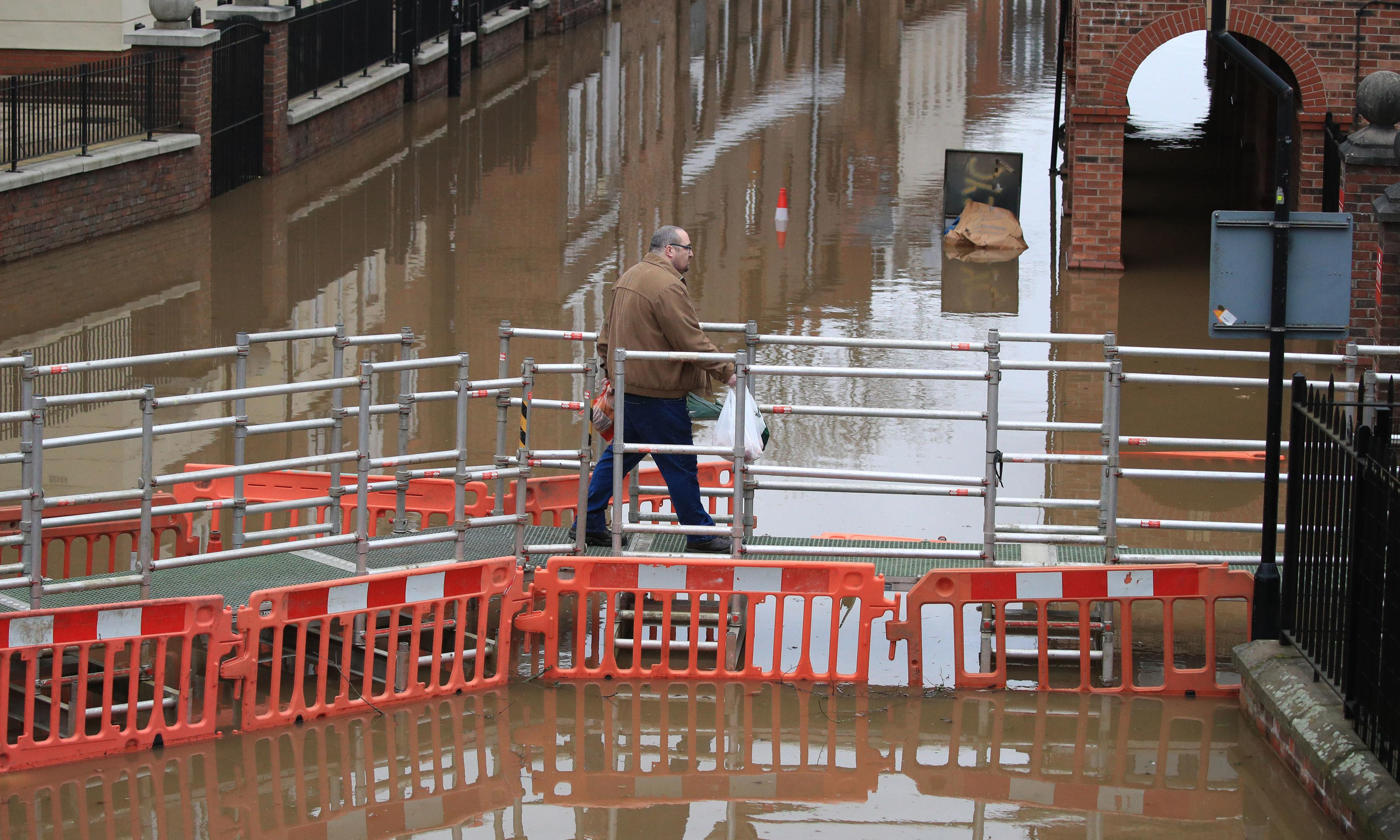 Storm Dennis floods: how bad are they and what is being done?