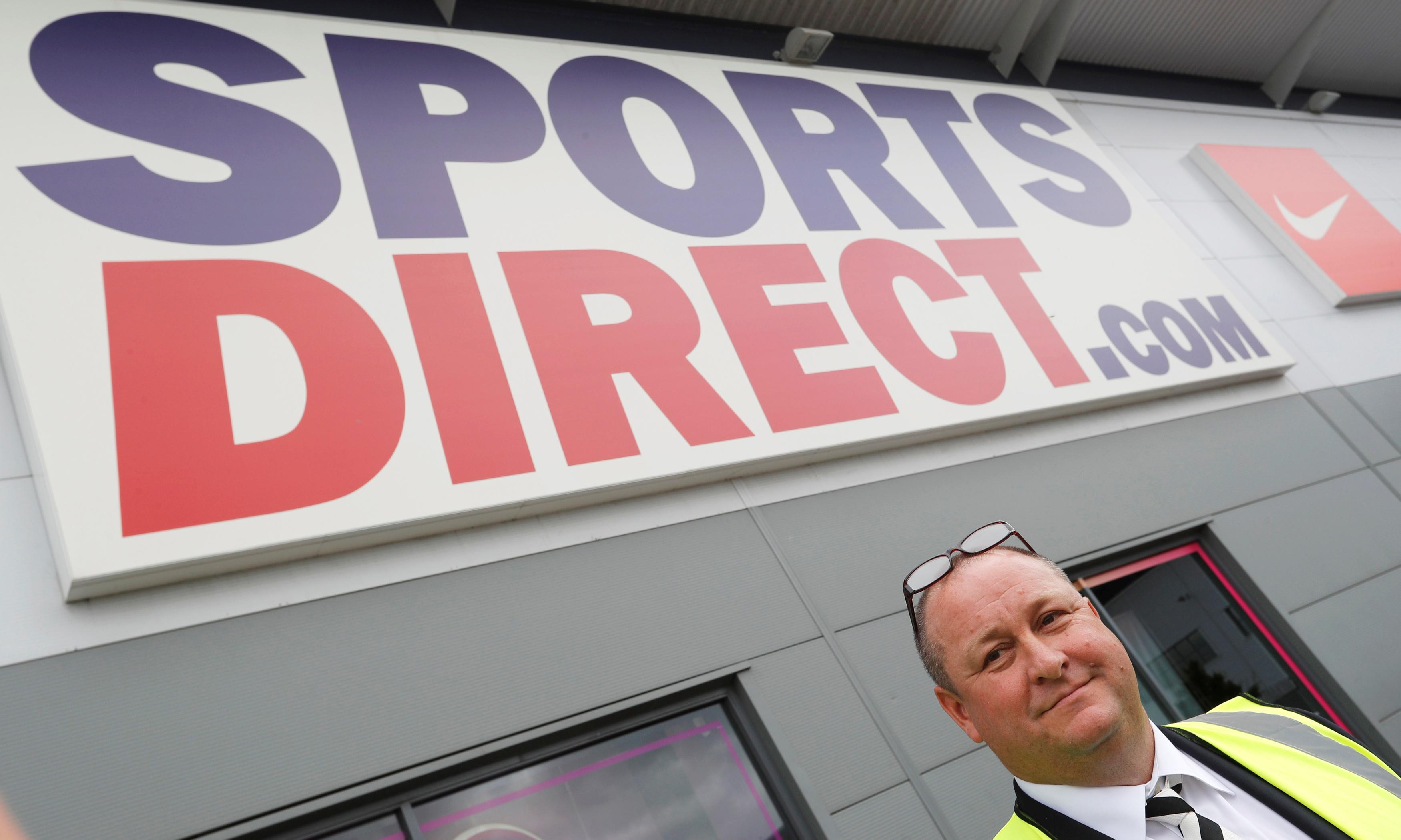 Sports Direct makes £4m offer for Goals Soccer Centres