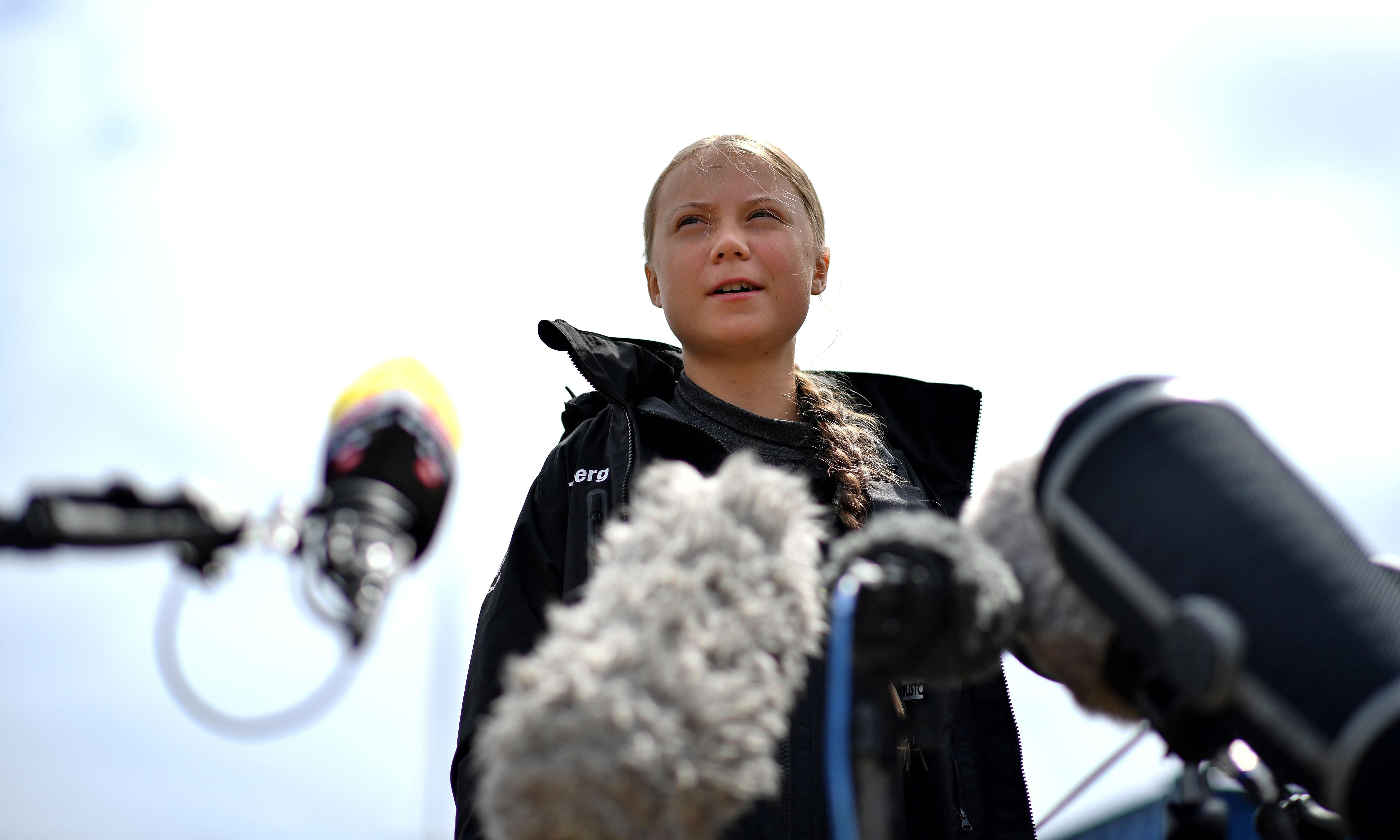 How Greta Thunberg became the new front in the Brexit culture war