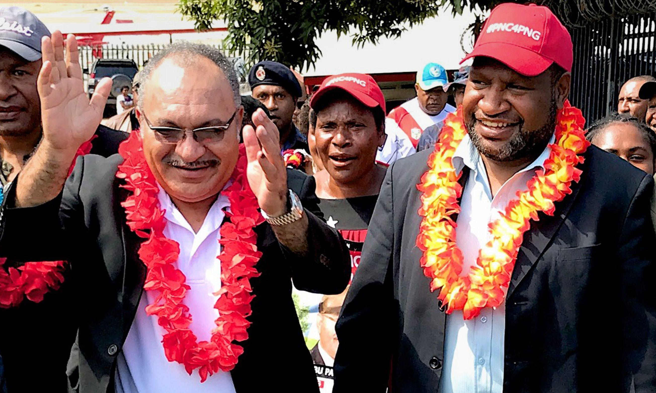 Papua New Guinea's most divisive PM is gone – his successor must learn from his mistakes