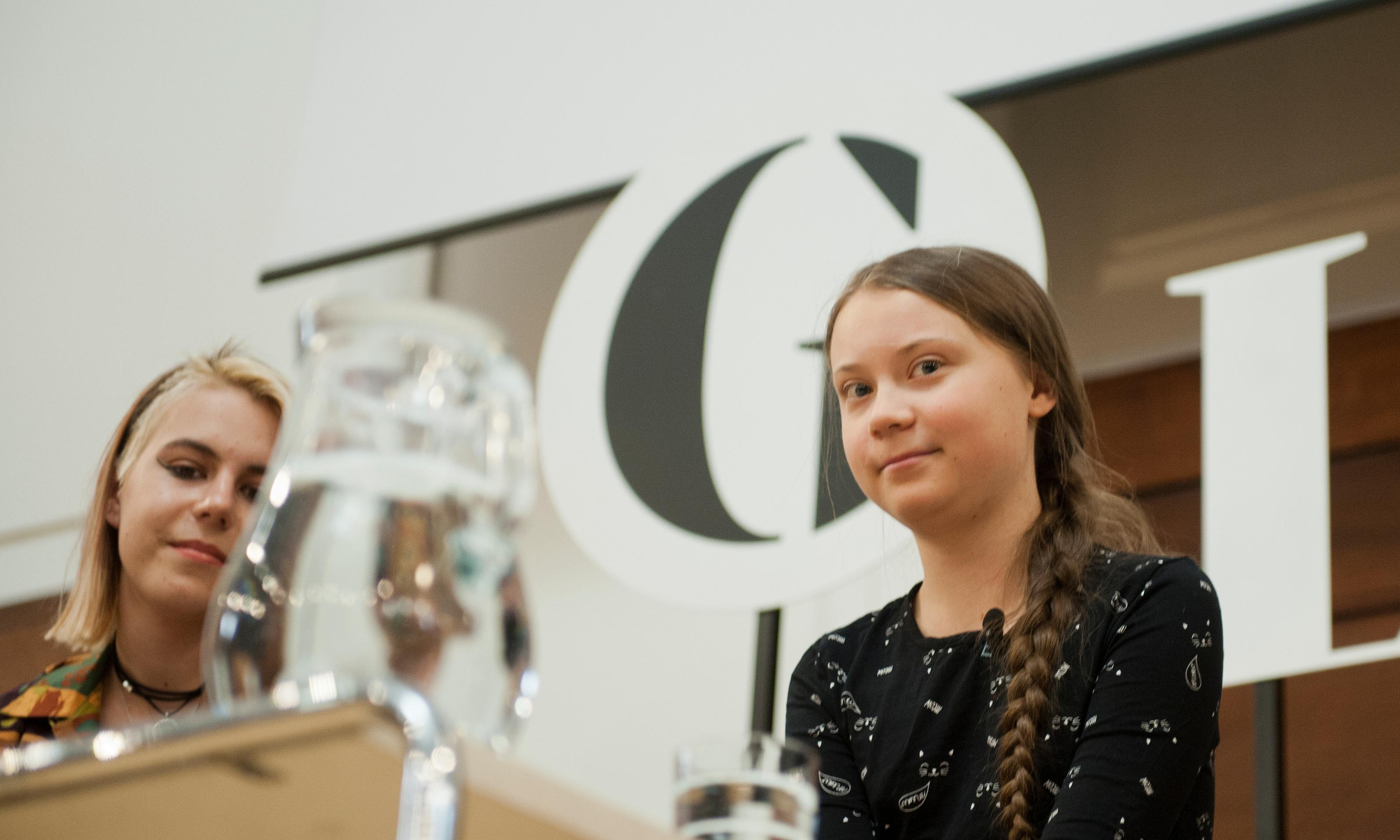 Greta Thunberg backs climate general strike to force leaders to act