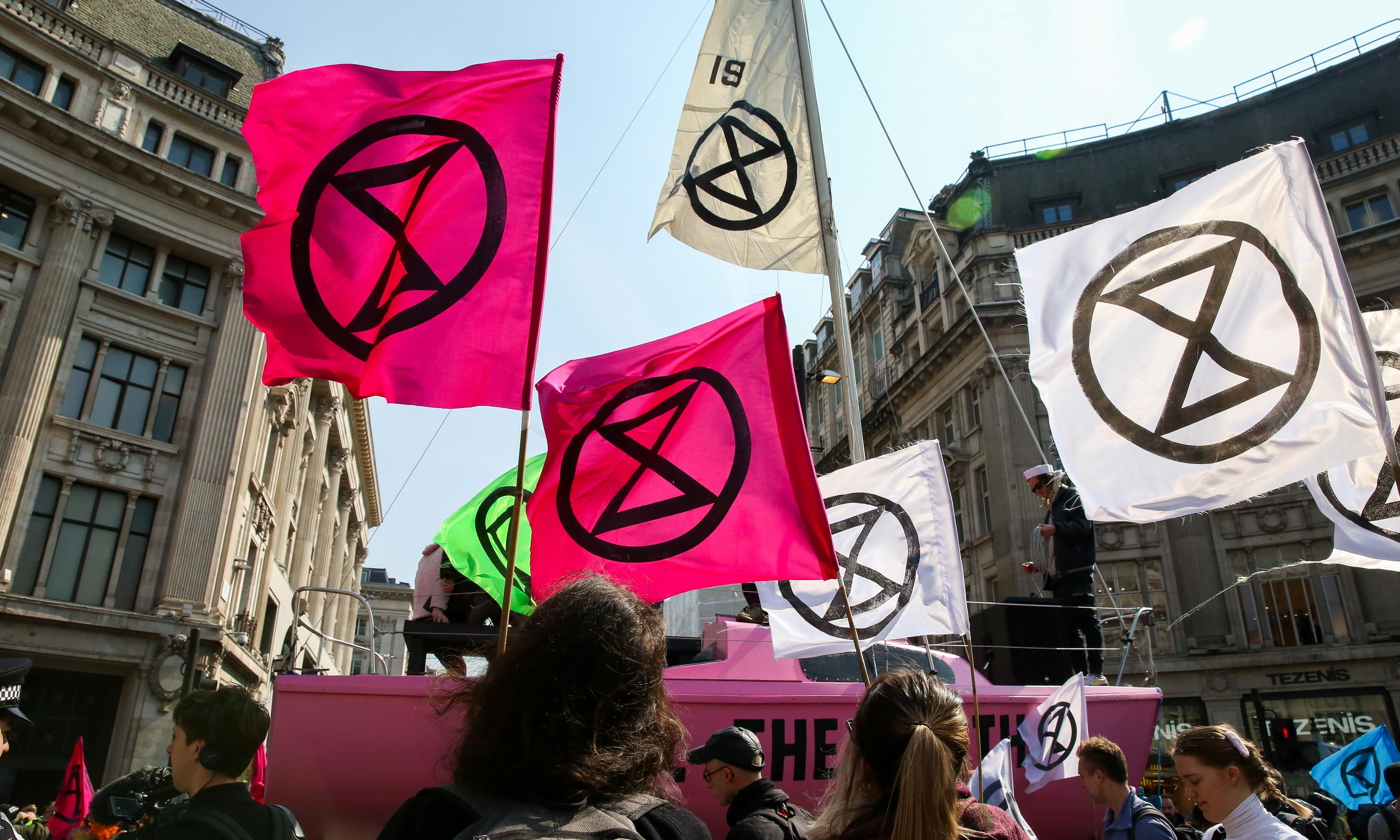 How the symbol for extinction became this generation's peace sign