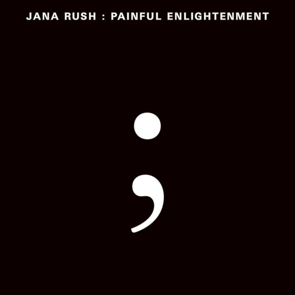 The cover of Painful Enlightenment.