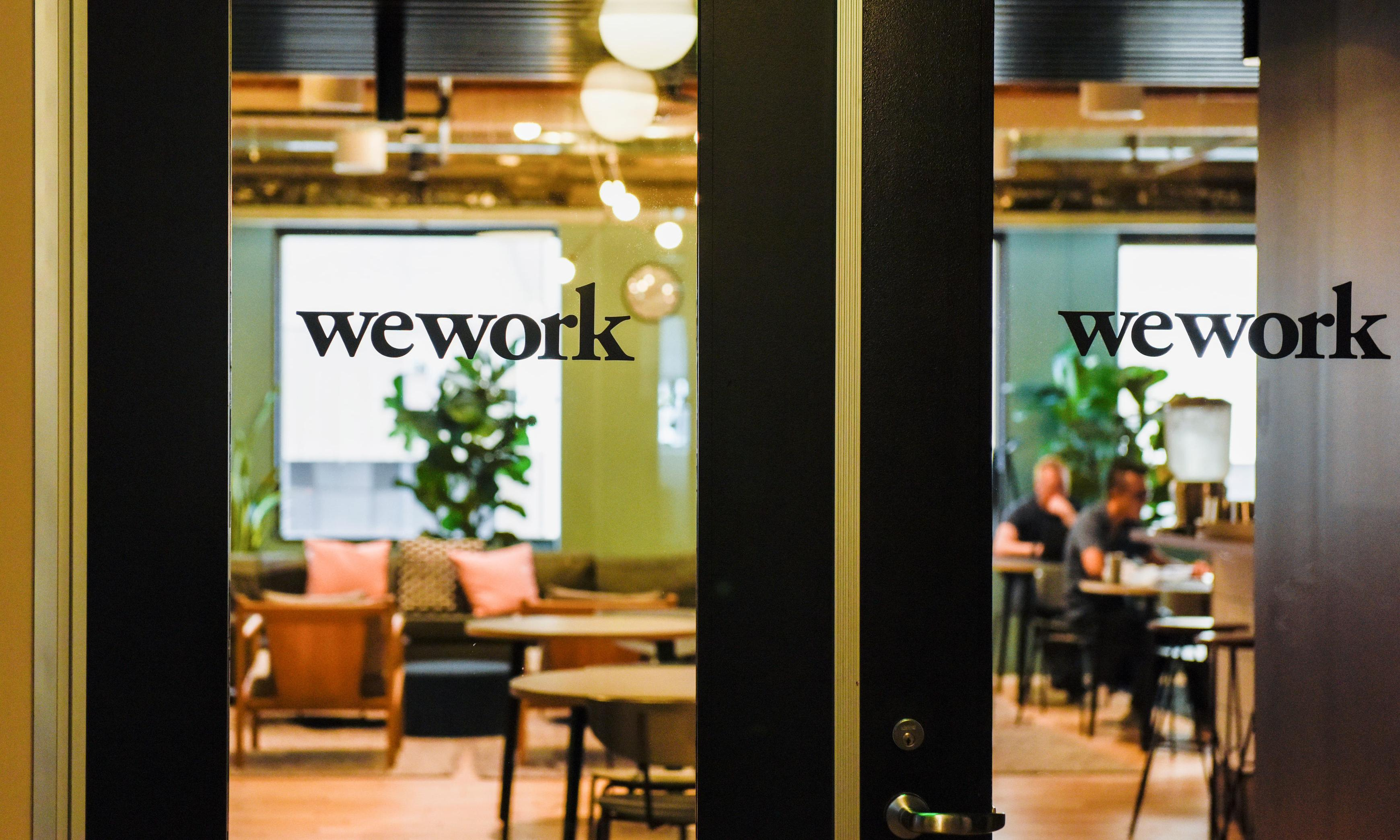 WeWork boss to walk away with $1.7bn after SoftBank rescue deal
