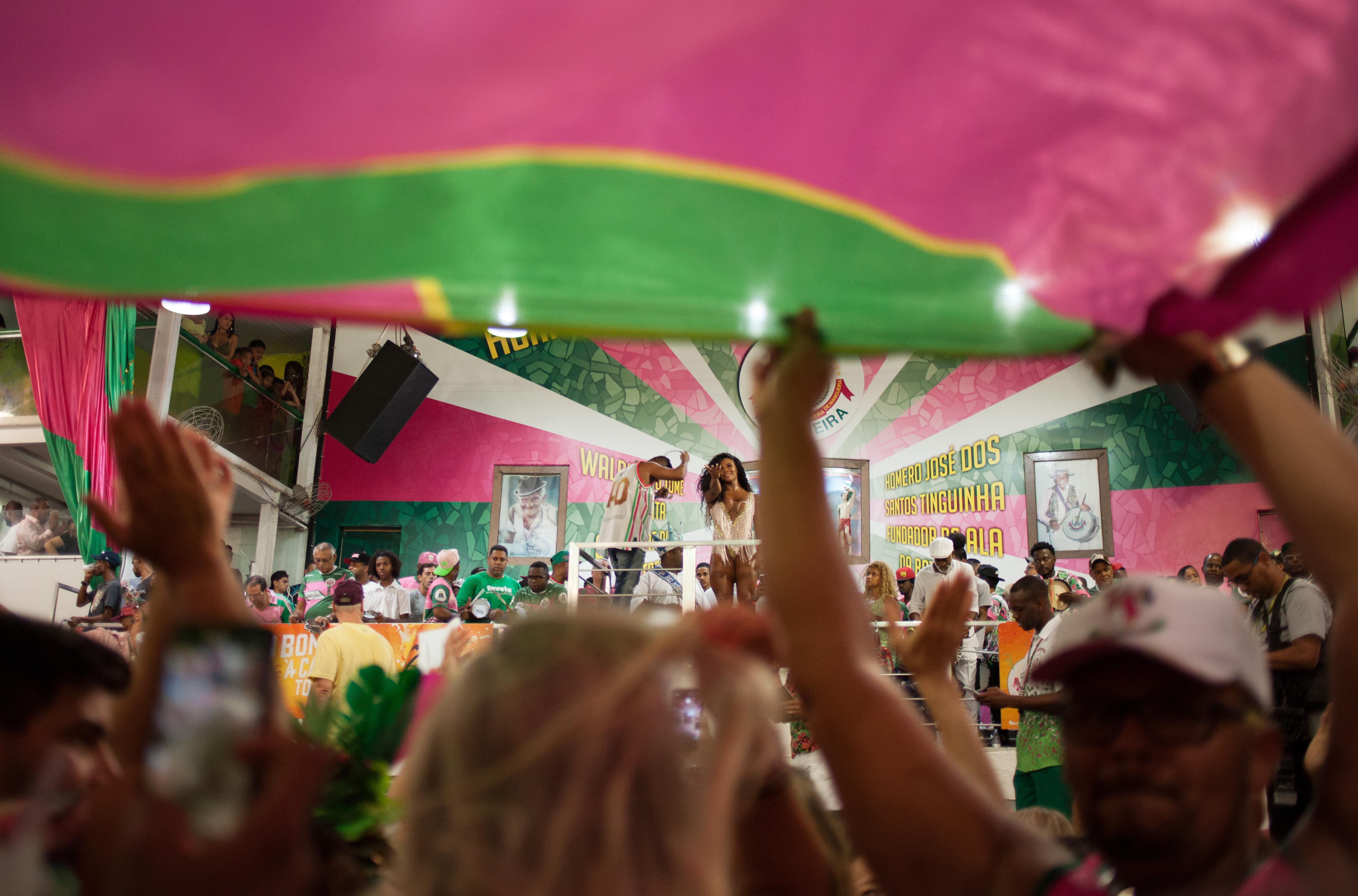 Rio Carnival takes a stand against Bolsonaro's divisive rhetoric