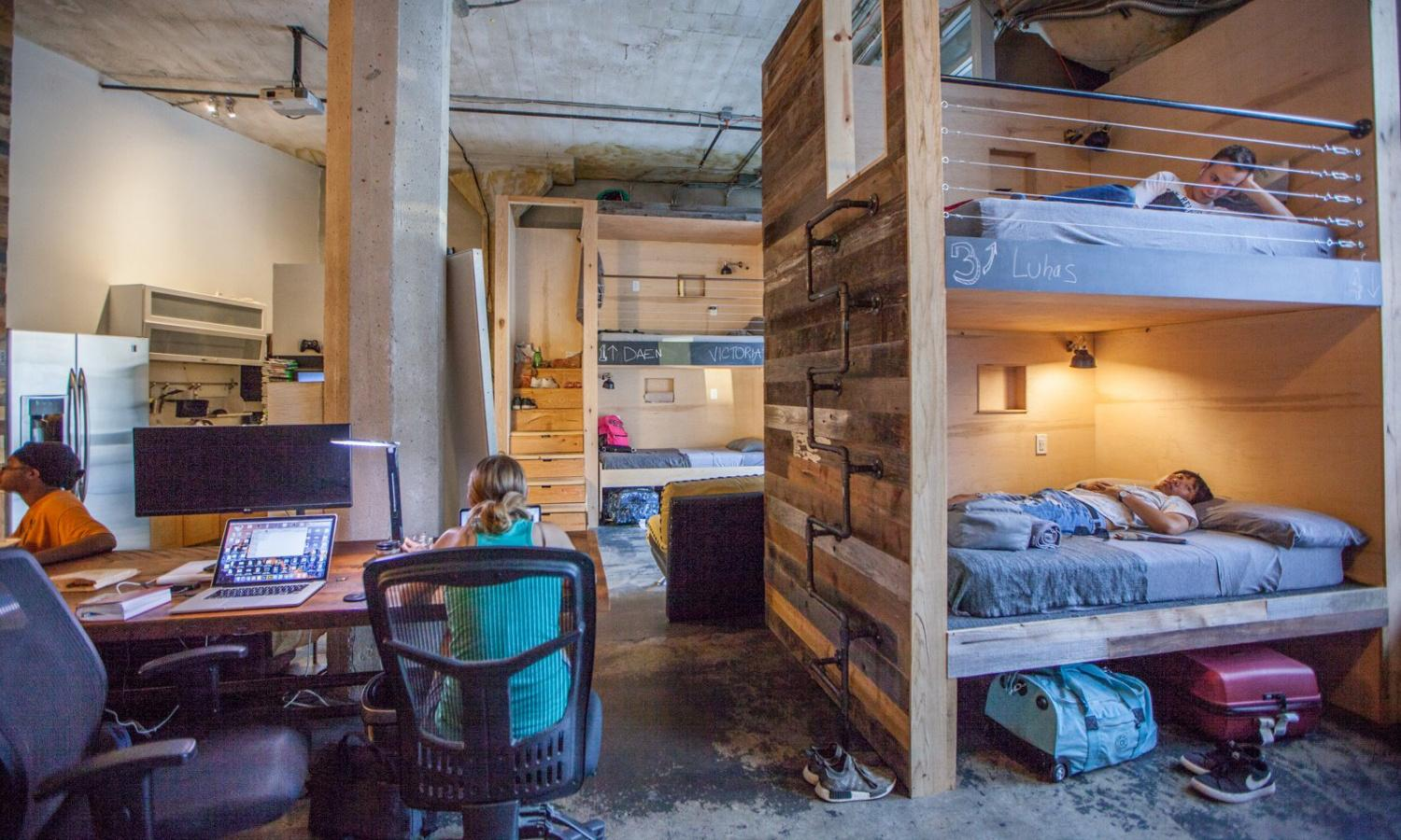 Silicon Valley's answer to the housing crises? Charging $1,200 for a bunk bed in a shared house